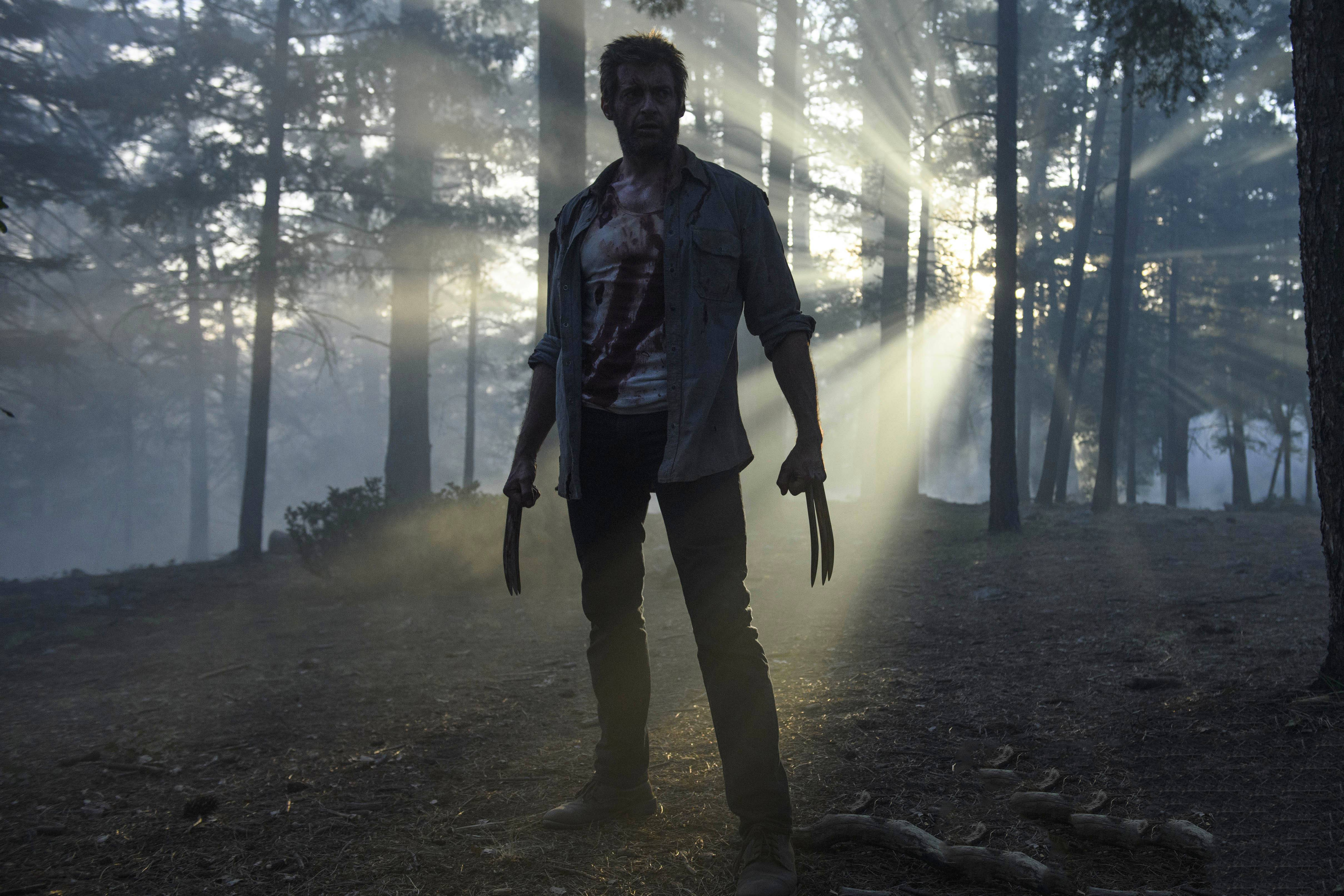 Hugh jackman as wolverine in logan hd movies 4k wallpapers images backgrounds photos and - Wallpaper wolverine 4k ...