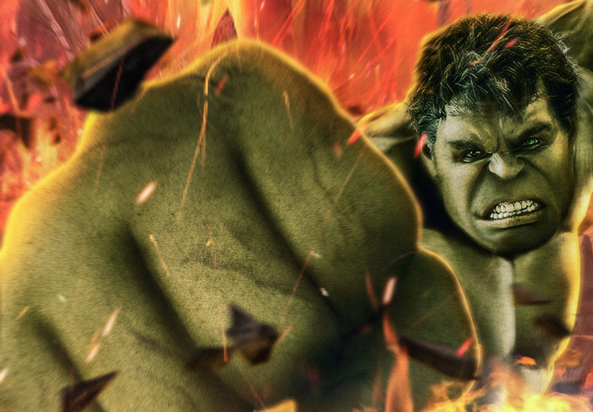 hulk smash hd superheroes 4k wallpapers images