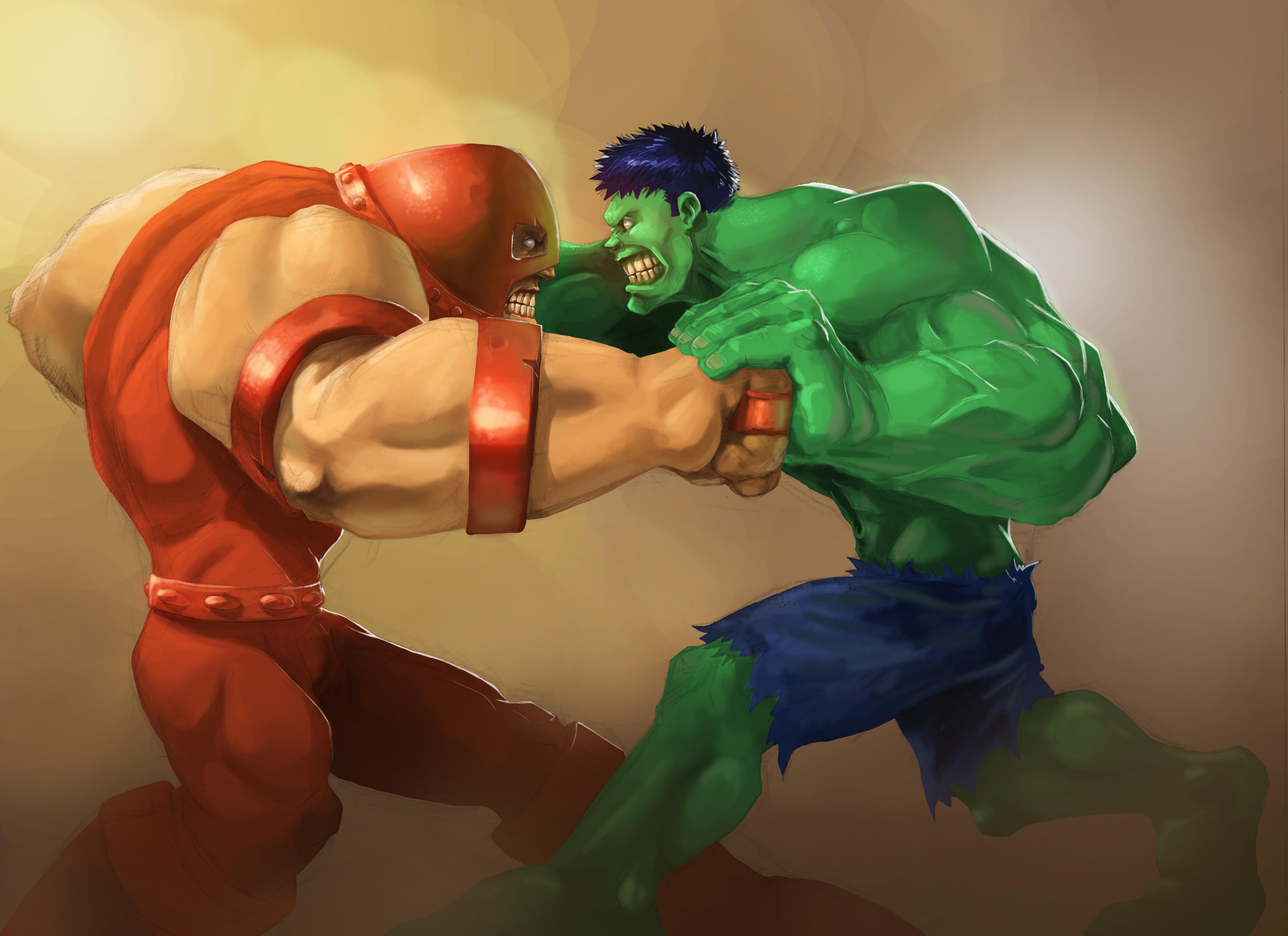 Hulk Vs Juggernaut Hd Superheroes 4k Wallpapers Images