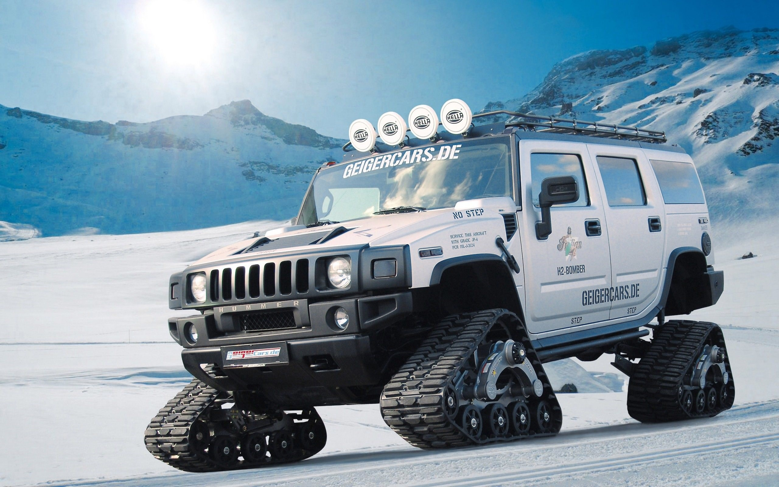 2017 Hummer H2 Sut >> Hummer H2 Snow Modified, HD Cars, 4k Wallpapers, Images, Backgrounds, Photos and Pictures