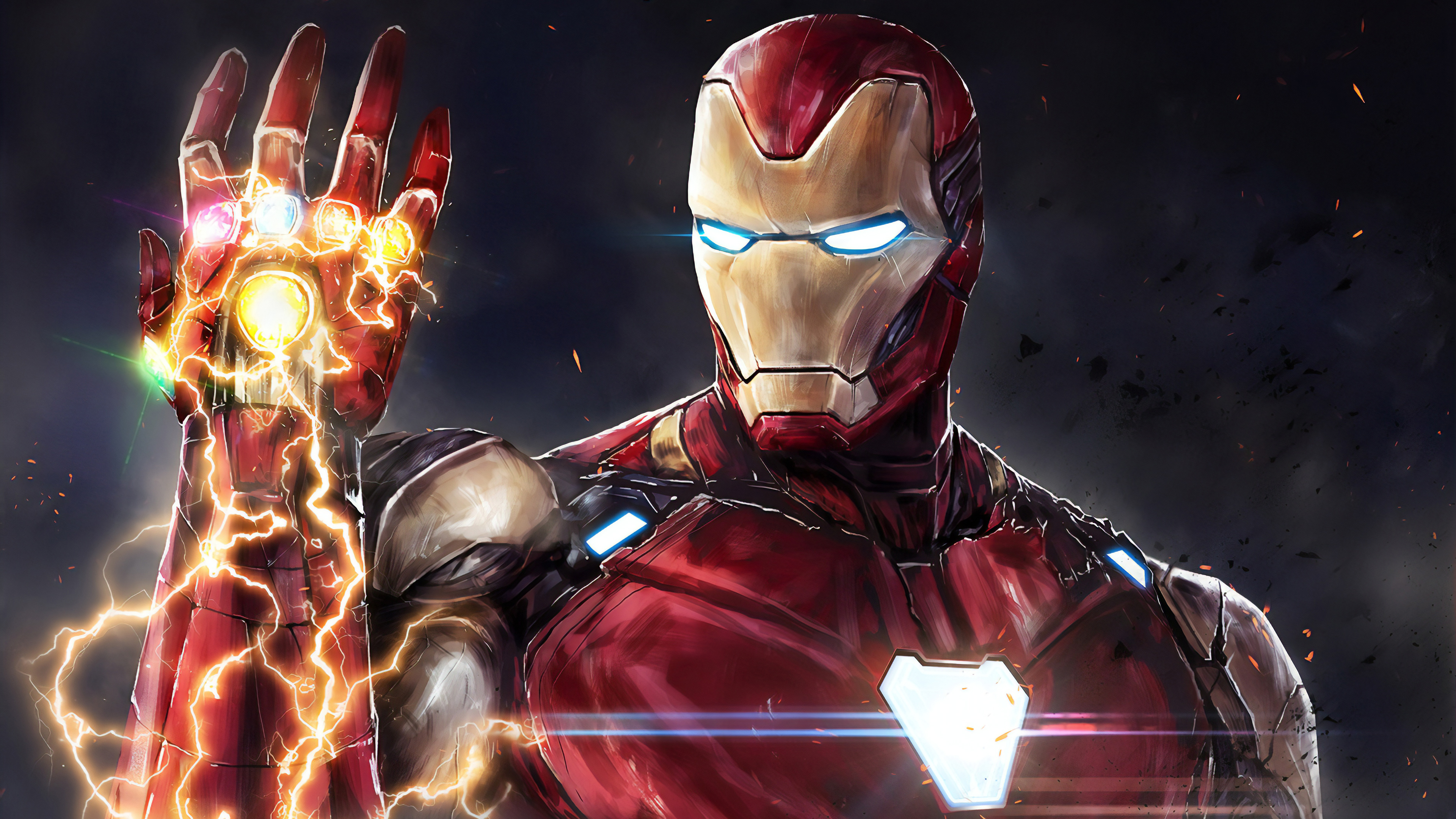 I Am Iron Man 4k Hd Superheroes 4k Wallpapers Images