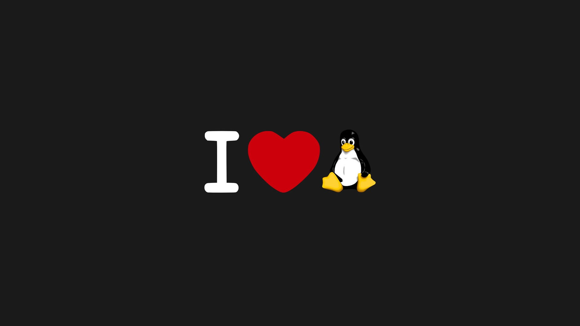I Love Linux, HD computer, 4k Wallpapers, Images, Backgrounds, Photos and Pictures