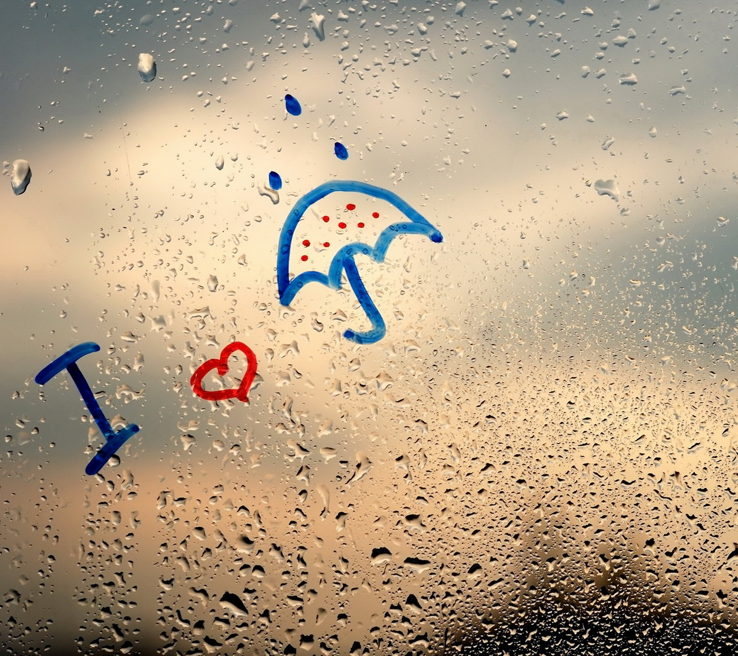 i love rain, hd artist, 4k wallpapers, images, backgrounds, photos