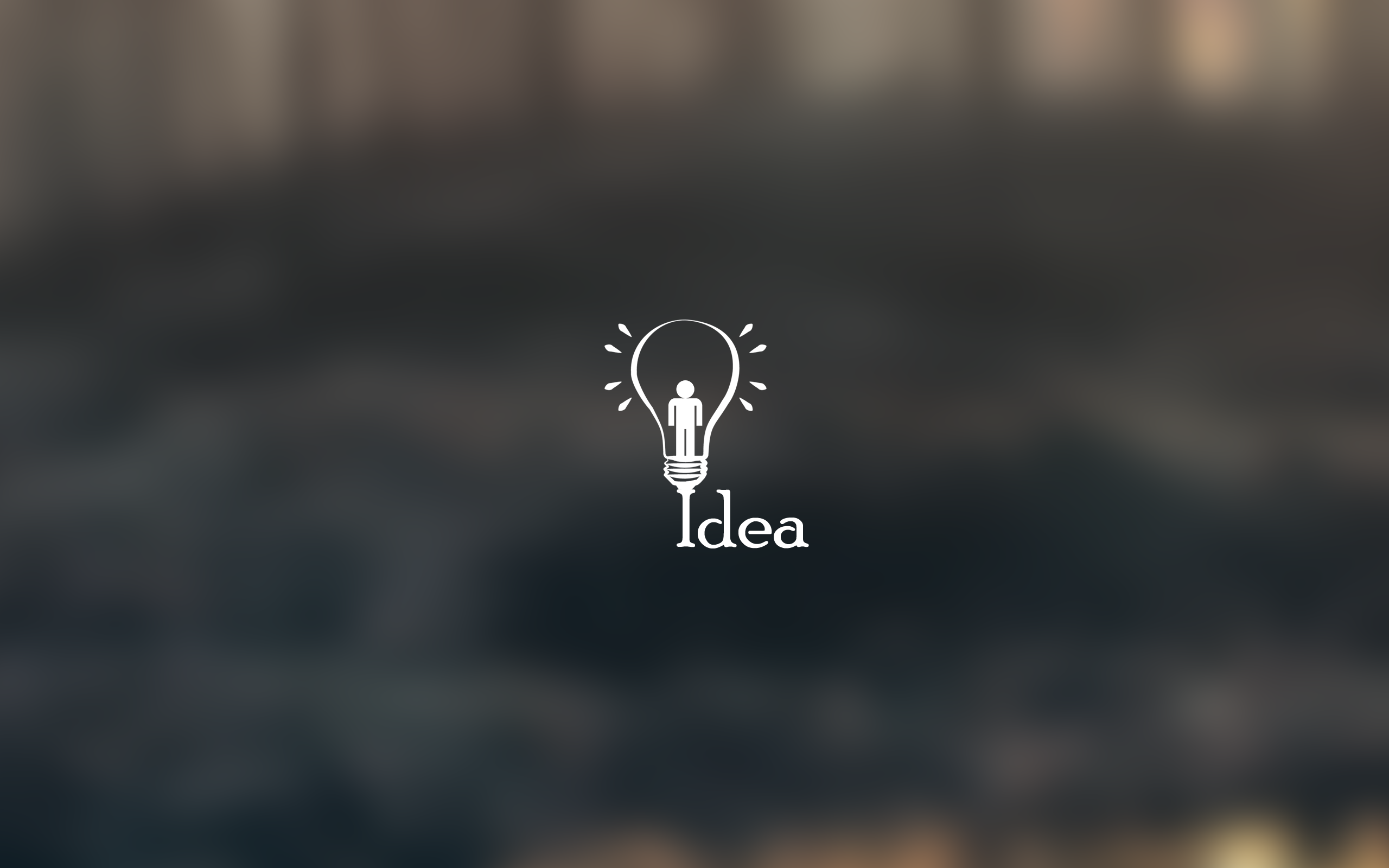 IDEA, HD Typography, 4k Wallpapers, Images, Backgrounds, Photos ... for Idea Light Bulb Wallpaper  289hul