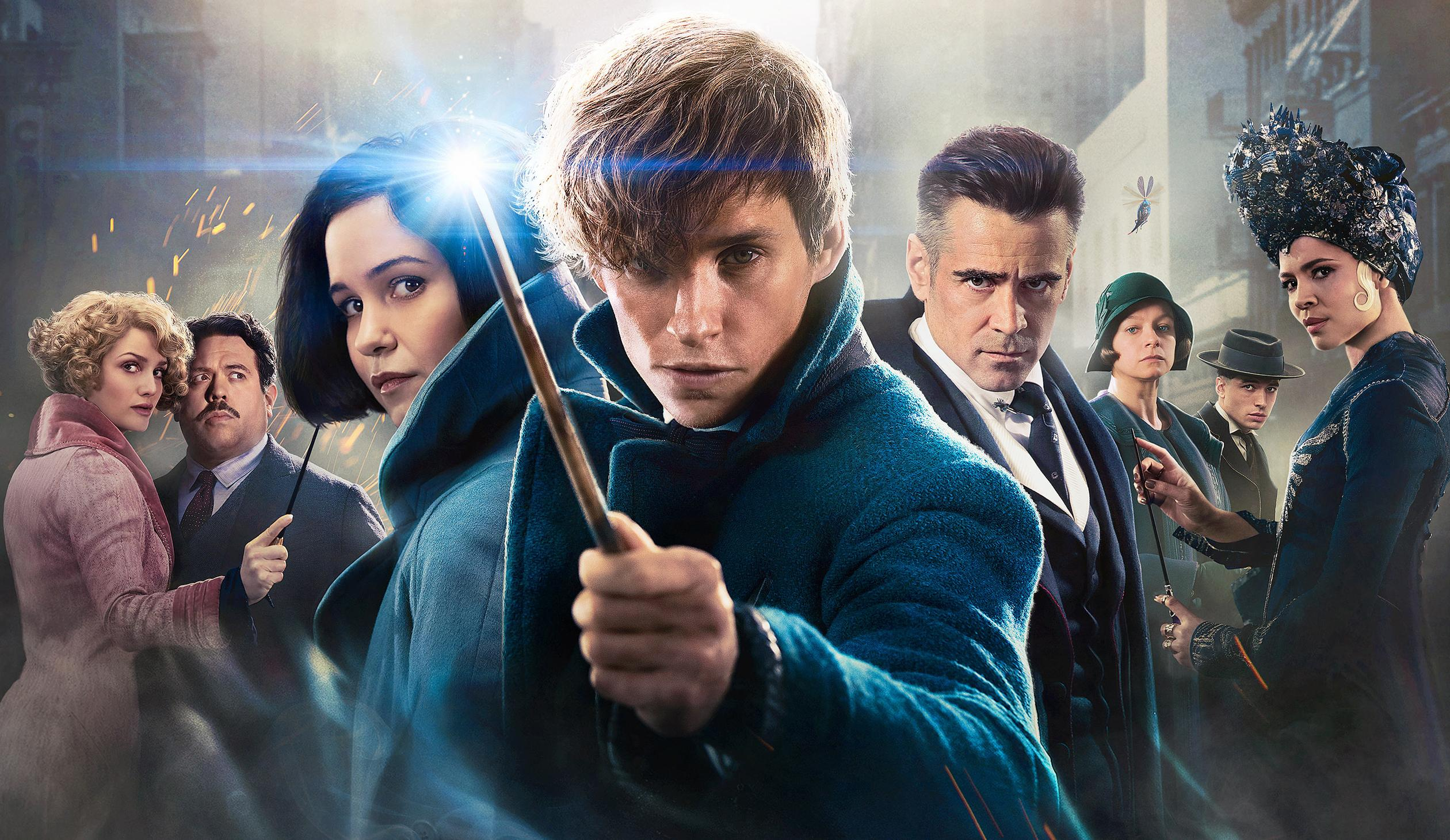 Imax Fantastic Beasts And Where To Find Them