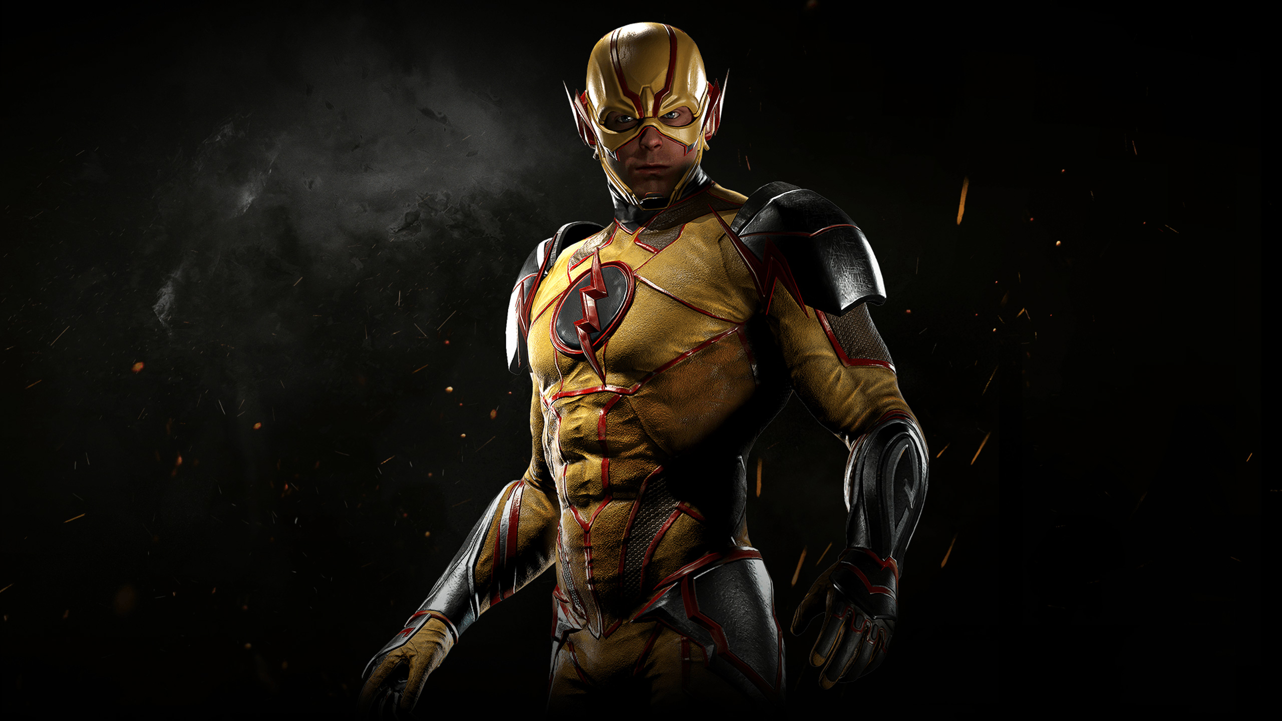 Injustice 2 Reverse Flash Hd Games 4k Wallpapers Images
