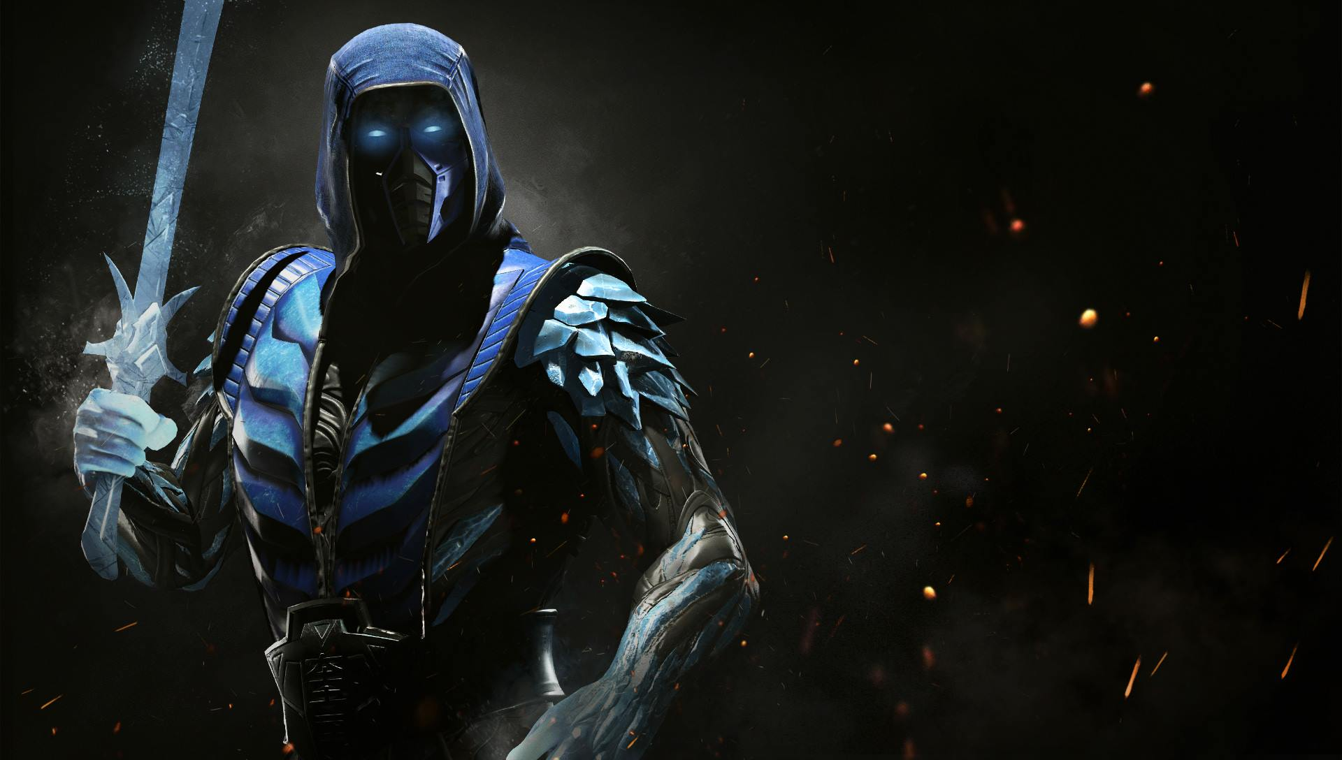 Injustice 2 Sub Zero, HD Games, 4k Wallpapers, Images ...