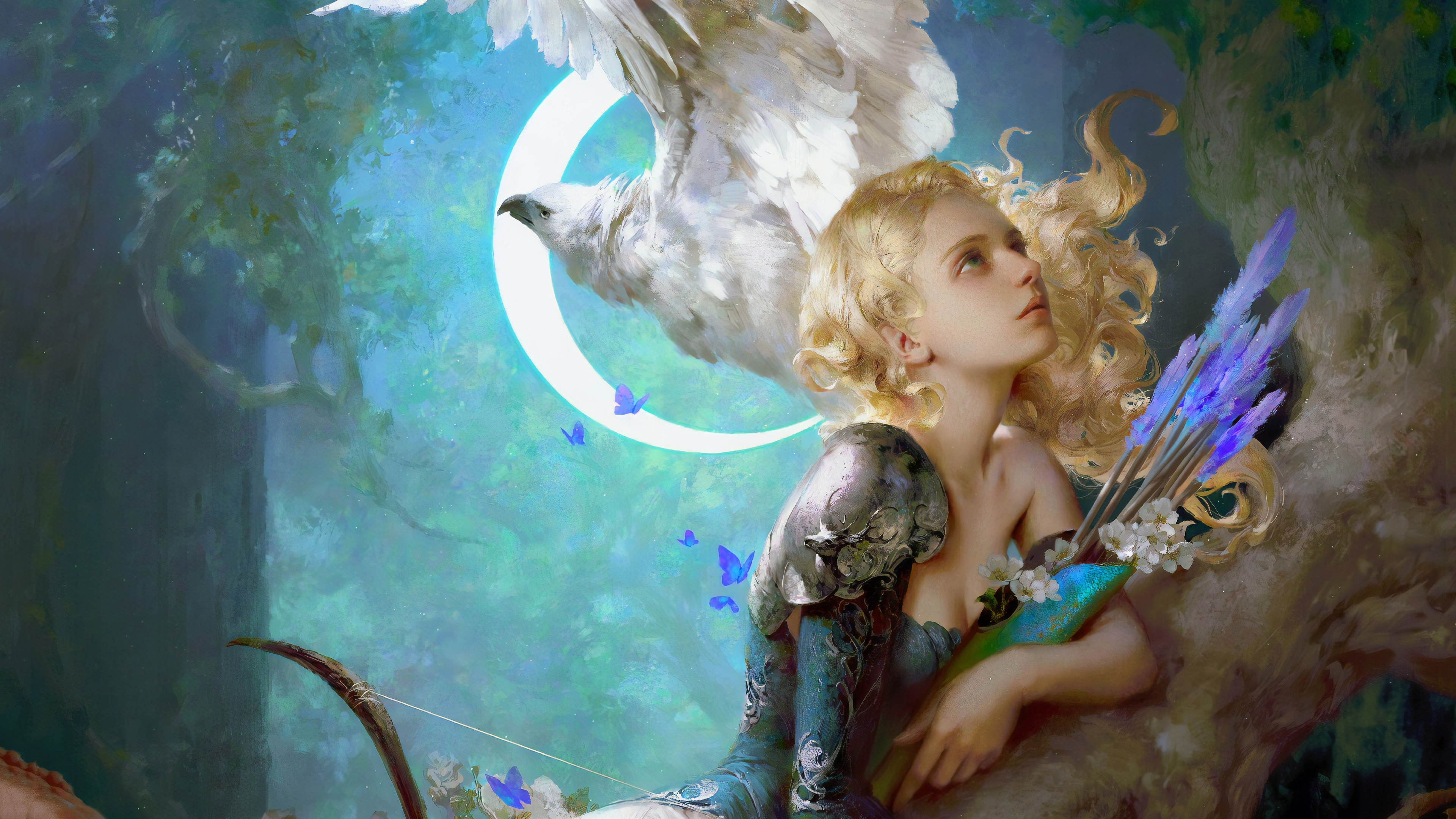 Innocent Angel Fairy Tail 4k, HD Fantasy Girls, 4k ...