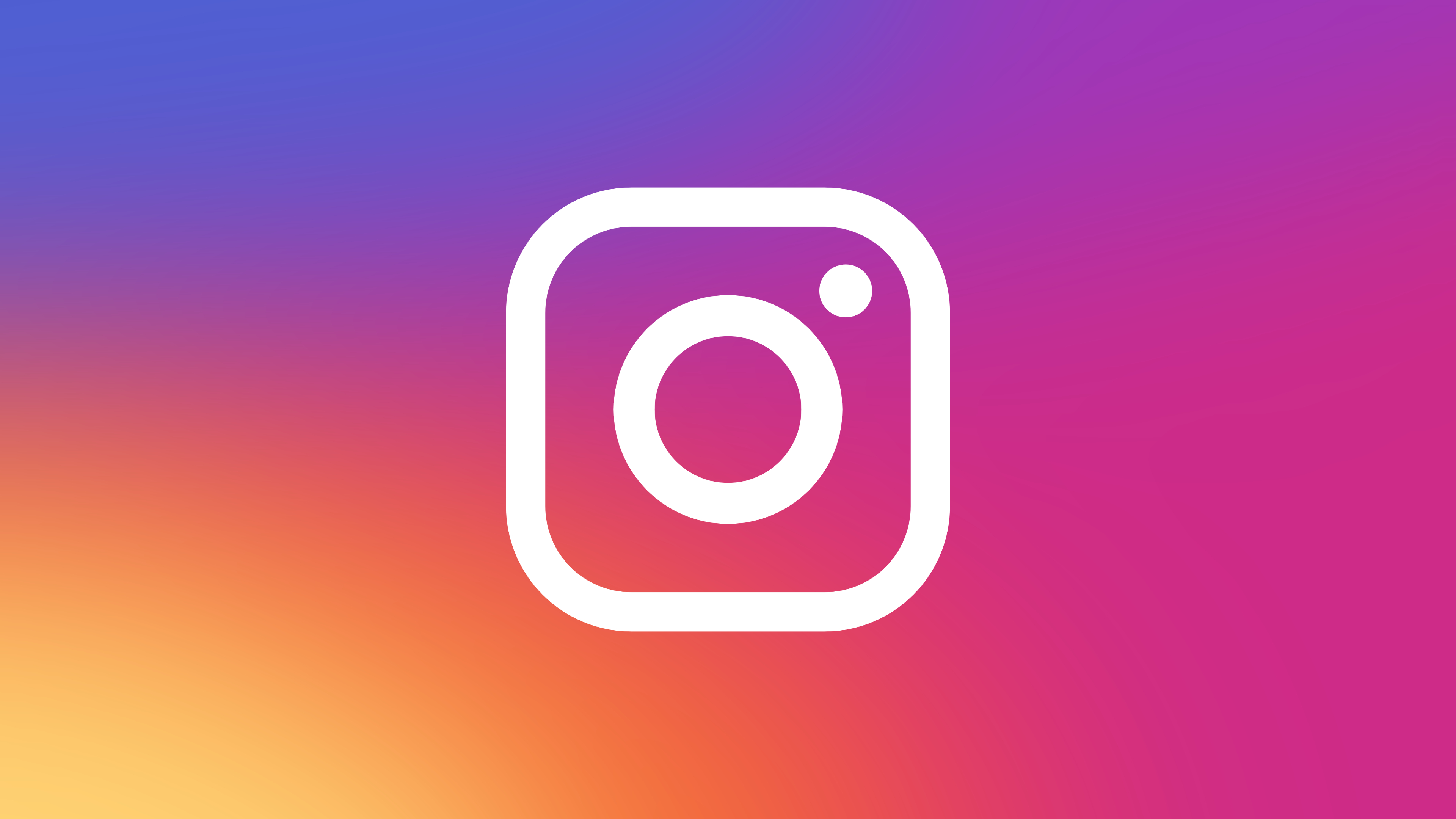 Instagram 4k, HD Logo, 4k Wallpapers, Images, Backgrounds