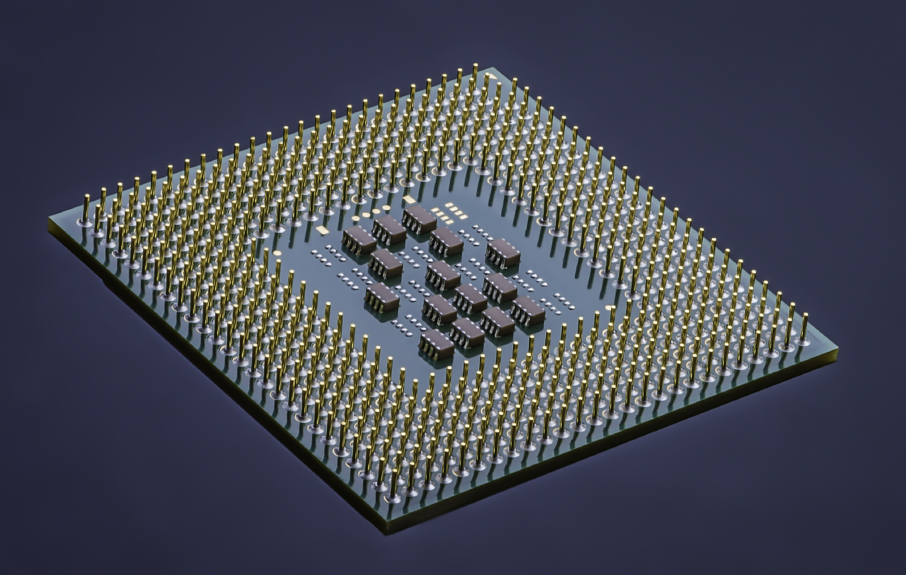 Integrated Circuit Computer Processor Microchip Technology Hd Pictures Of