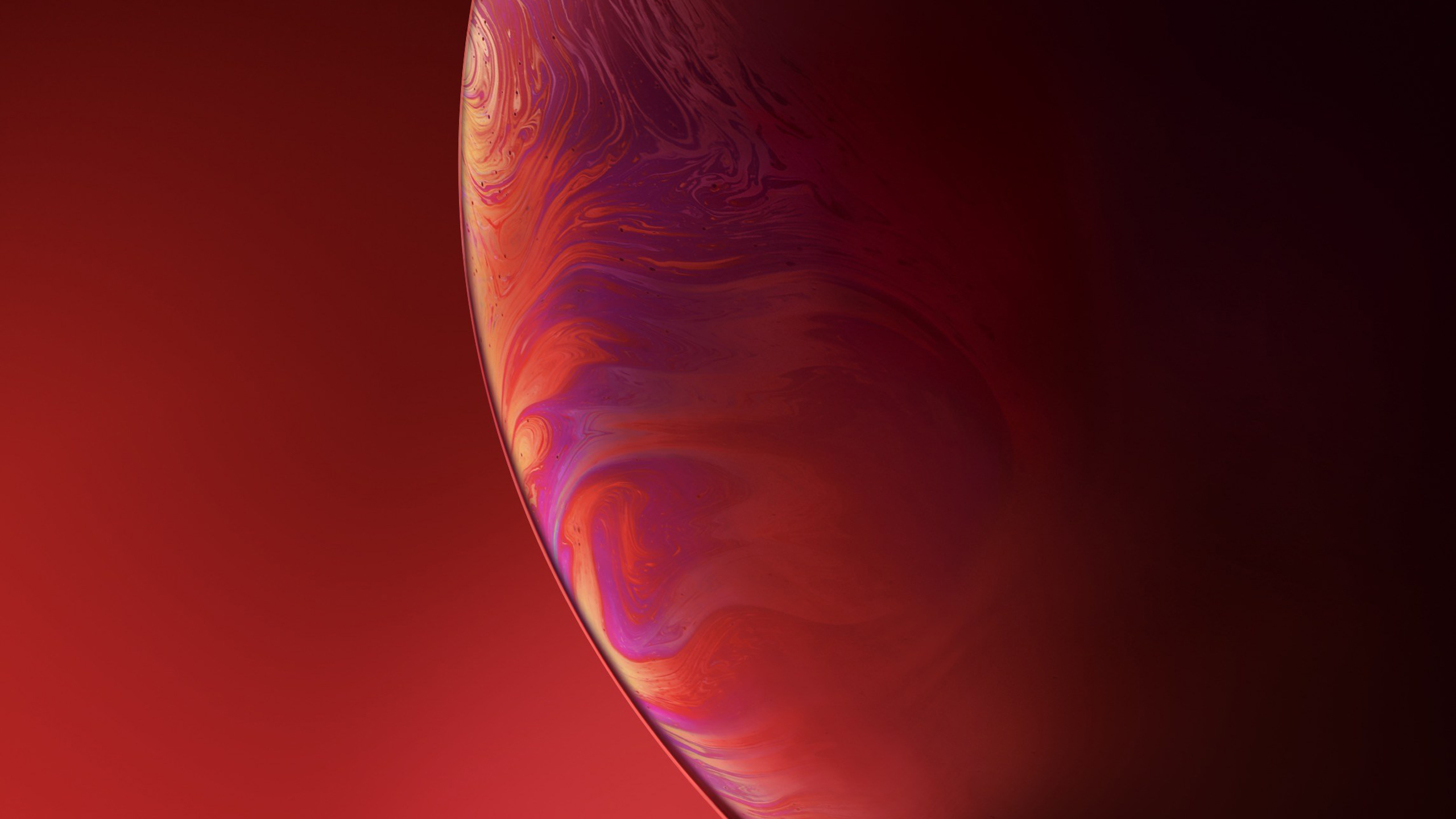 Iphone Xr Double Bubble Red Hd Computer 4k Wallpapers Images