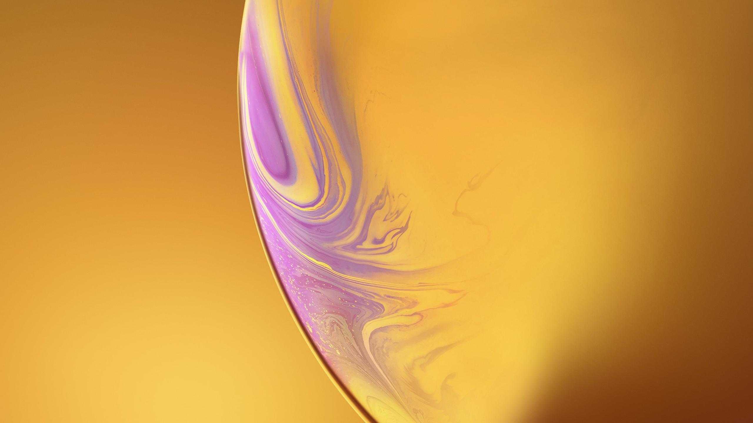 IPhone XS Double Bubble Yellow Ios 12, HD Computer, 4k ...