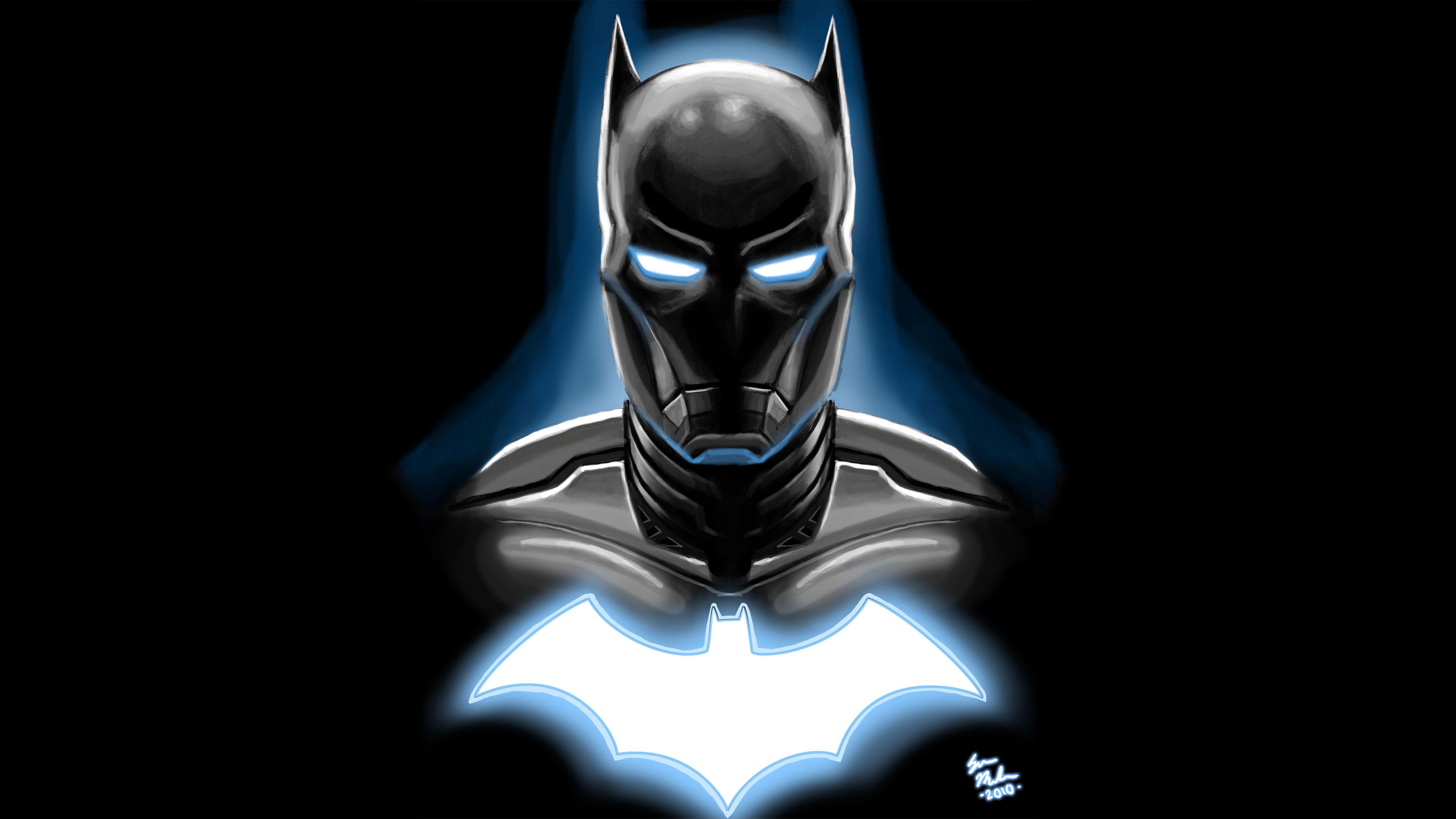 Iron Batman Artwork 4k, HD Superheroes, 4k Wallpapers ...