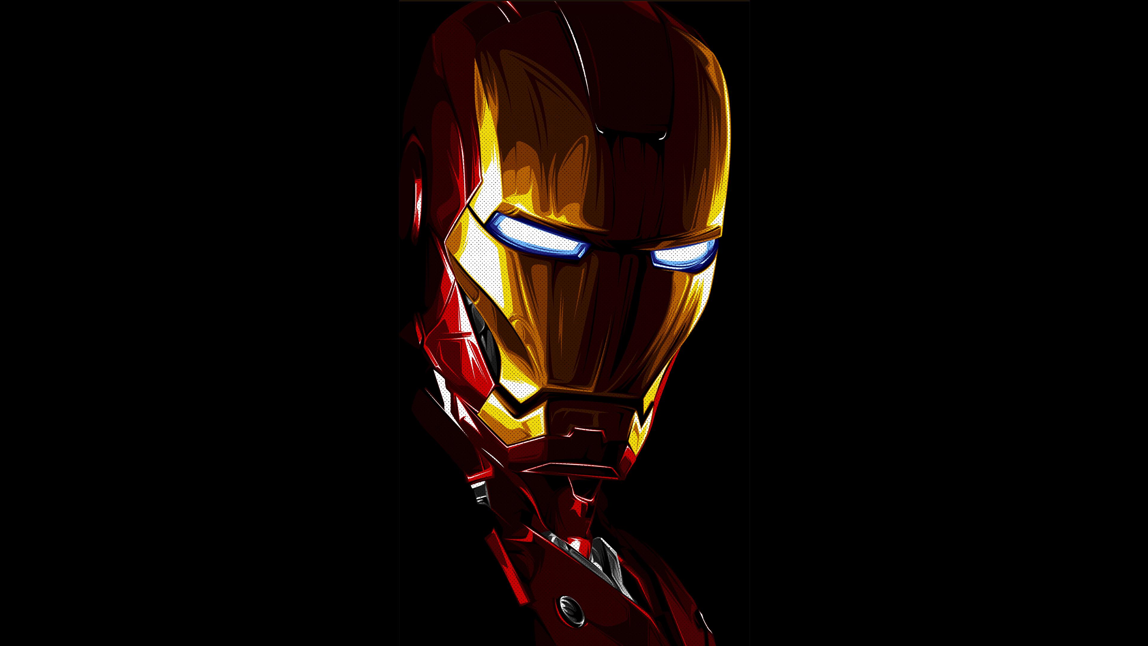 Iron Man 4k New Artworks Hd Superheroes 4k Wallpapers