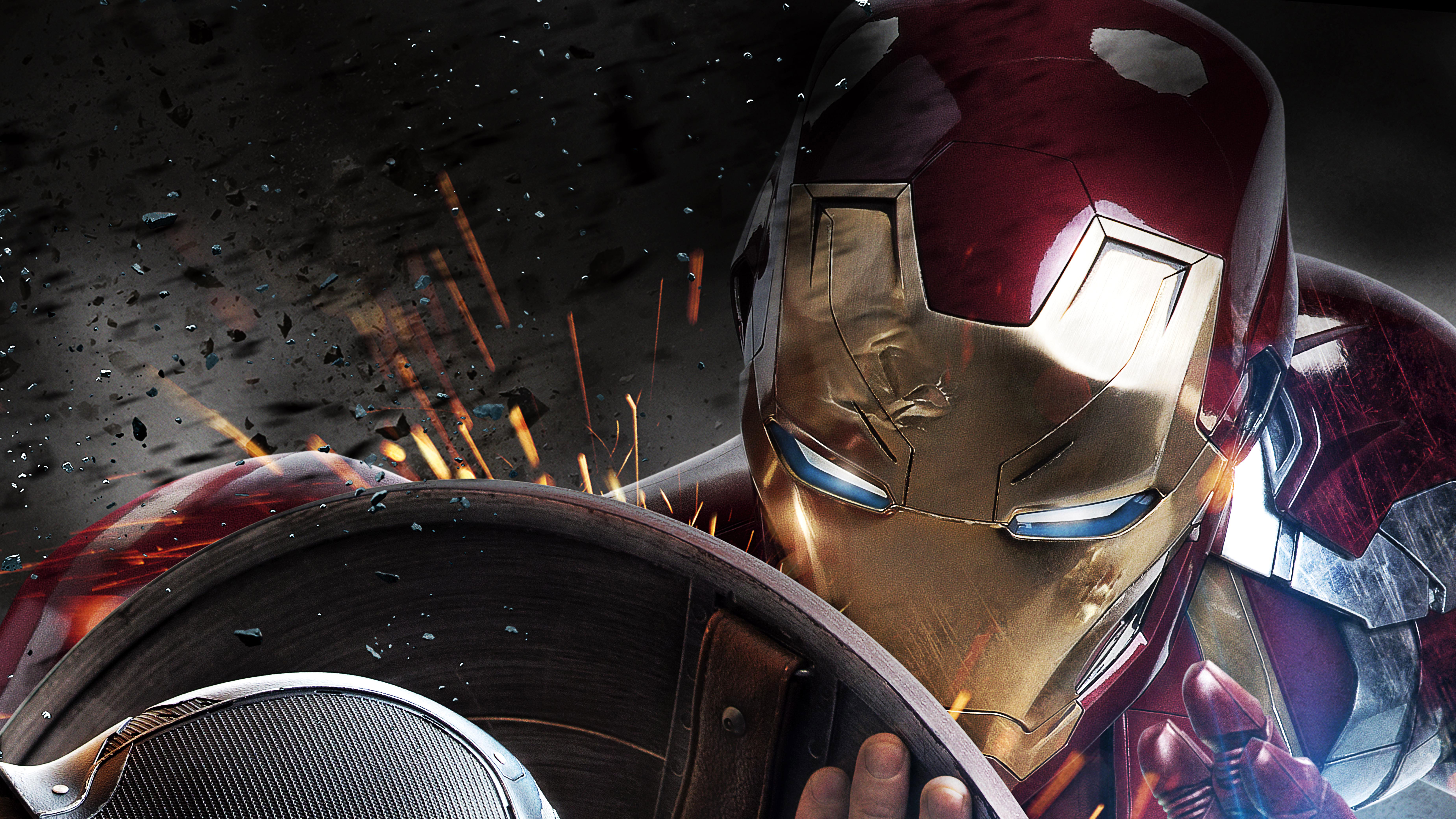 Iron Man 8k, HD Superheroes, 4k Wallpapers, Images ...