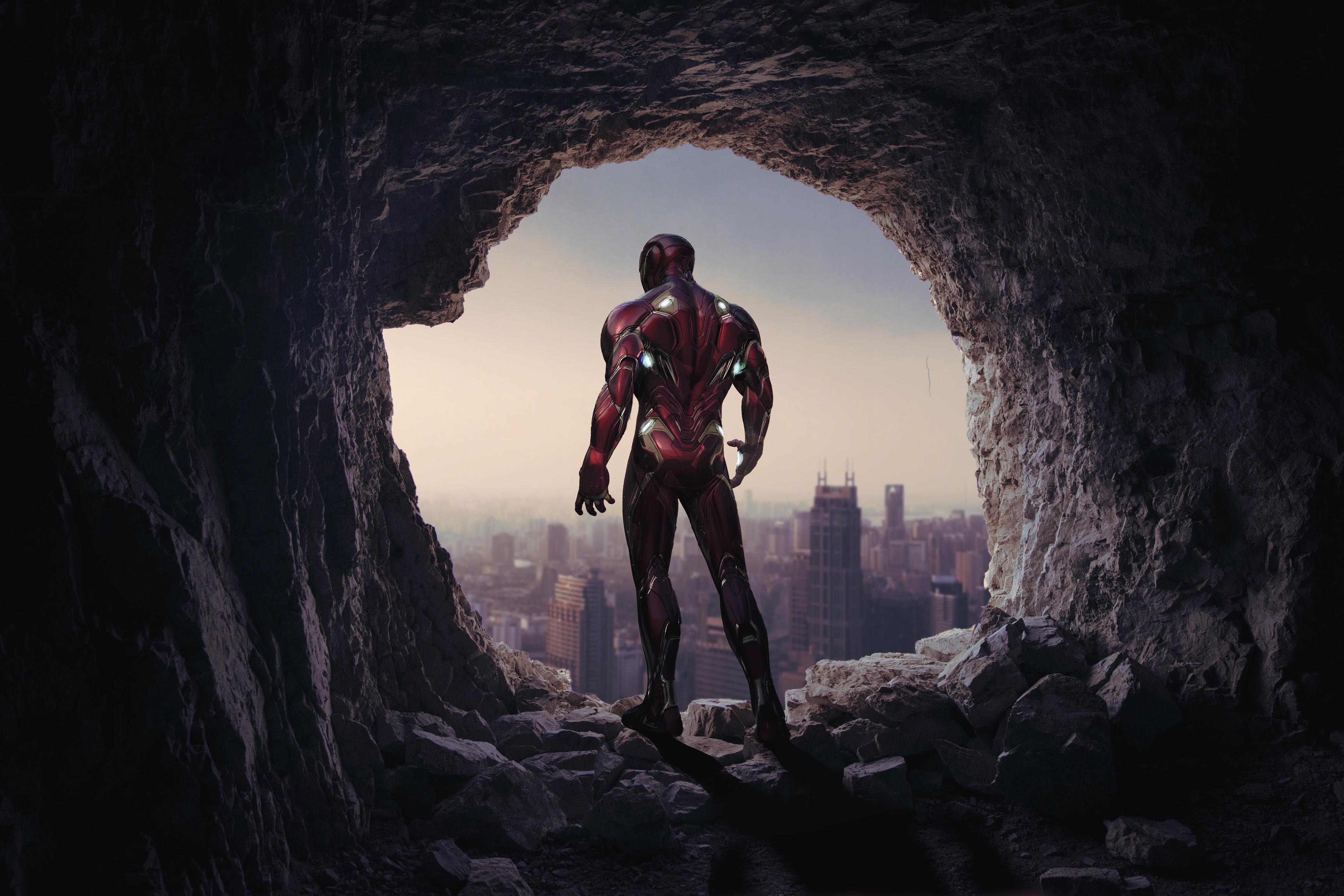 Iron Man Avengers Endgame 4k 2019 Hd Superheroes 4k