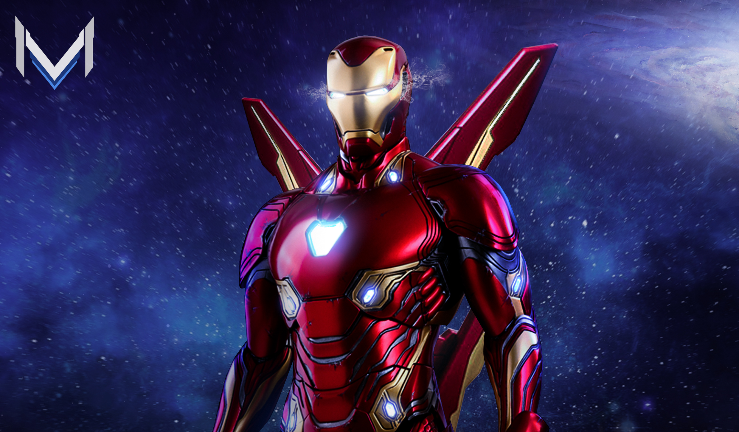 iron man avengers infinity war suit artwork, hd movies, 4k