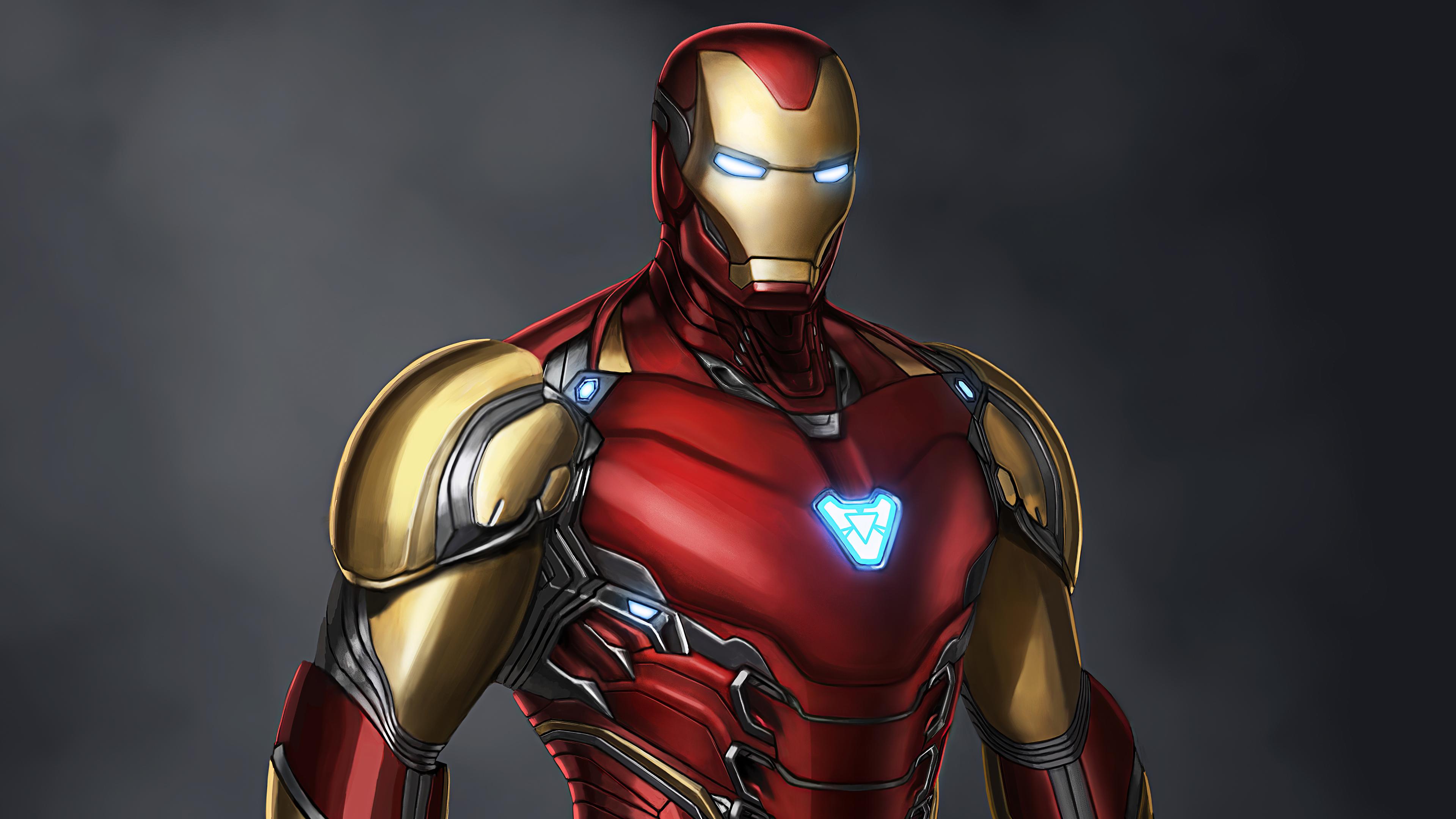 Iron Man Concept Art 4k, HD Superheroes, 4k Wallpapers ...