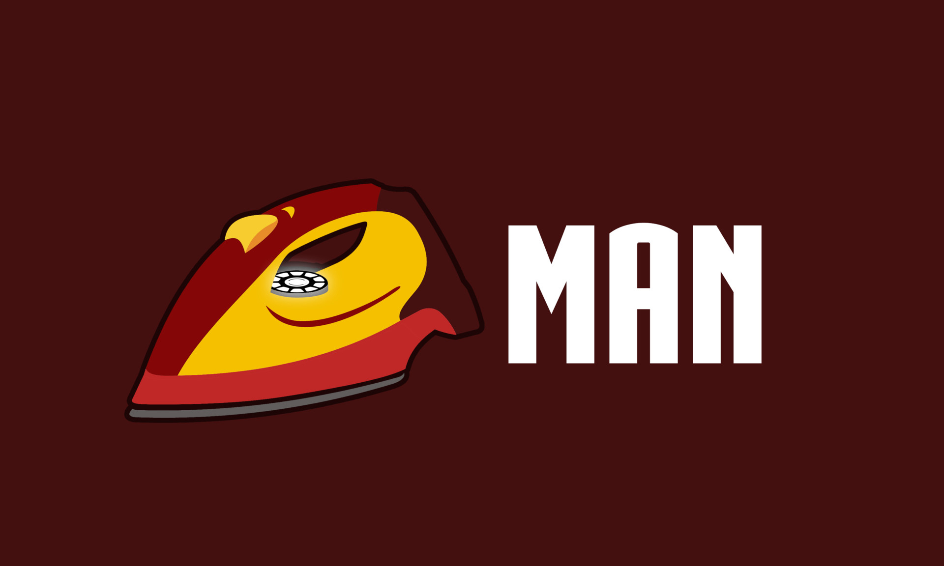Iron Man Funny Minimalism Hd Superheroes 4k Wallpapers