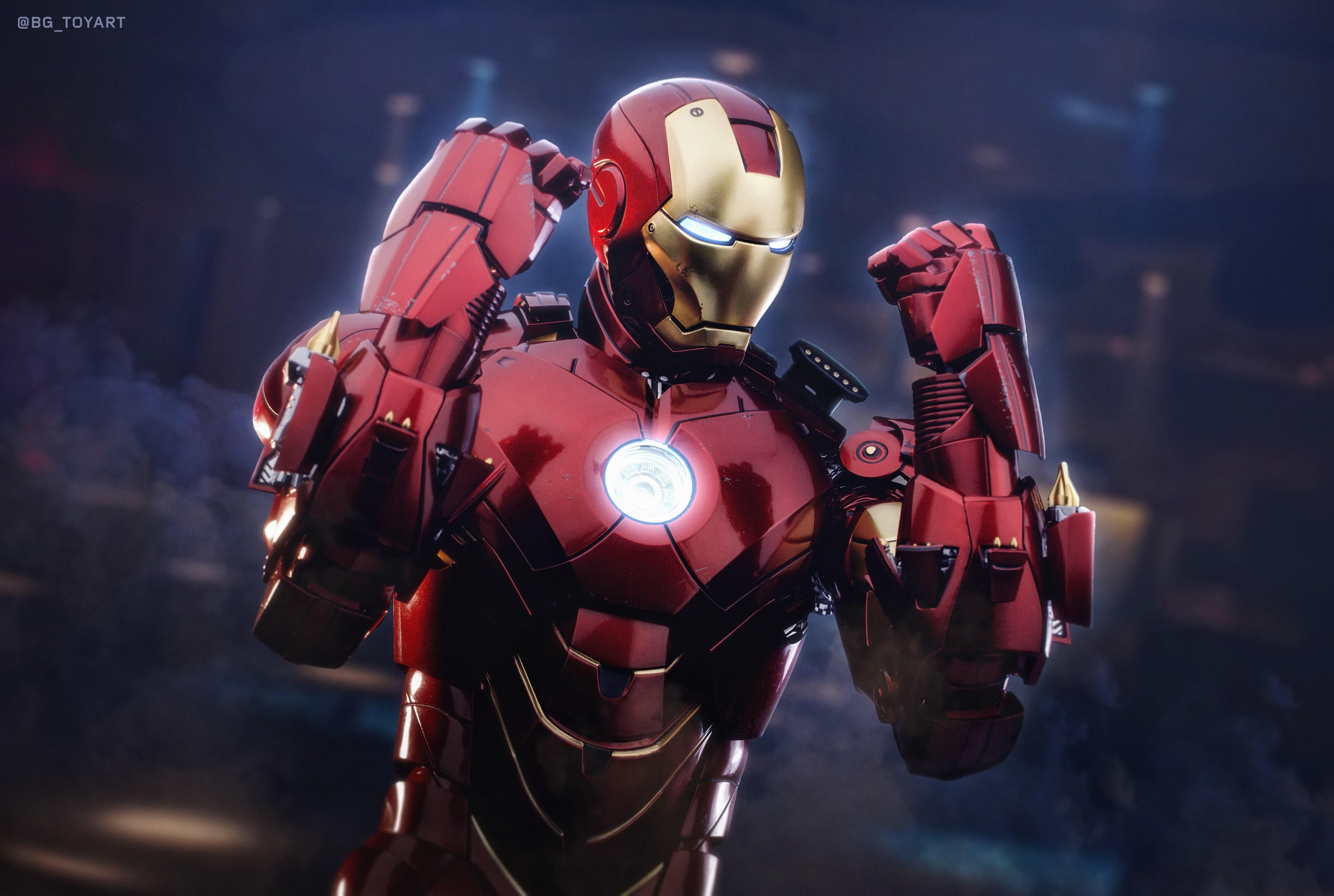 Iron Man Mark 4 Suit 5k, HD Superheroes, 4k Wallpapers ...  Iron Man Mark 4...