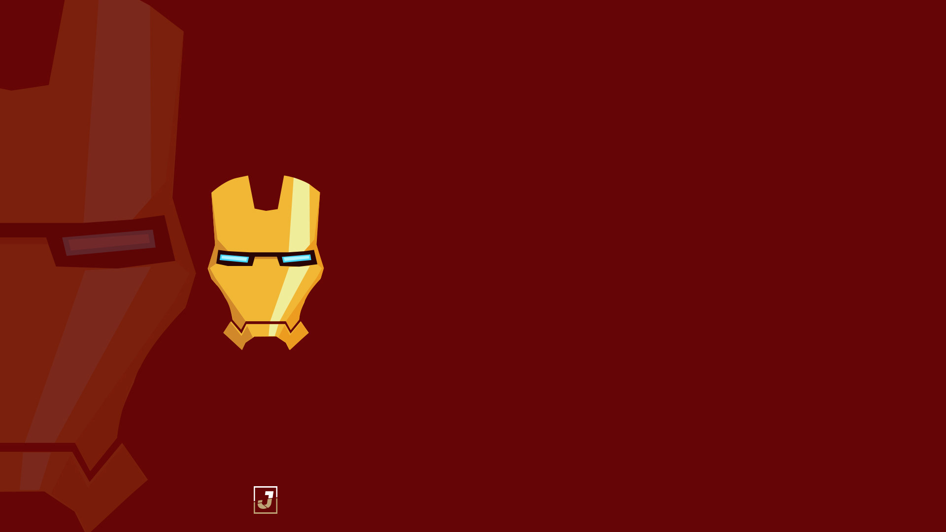 Iron Man Mask Minimalism Hd Superheroes 4k Wallpapers Images