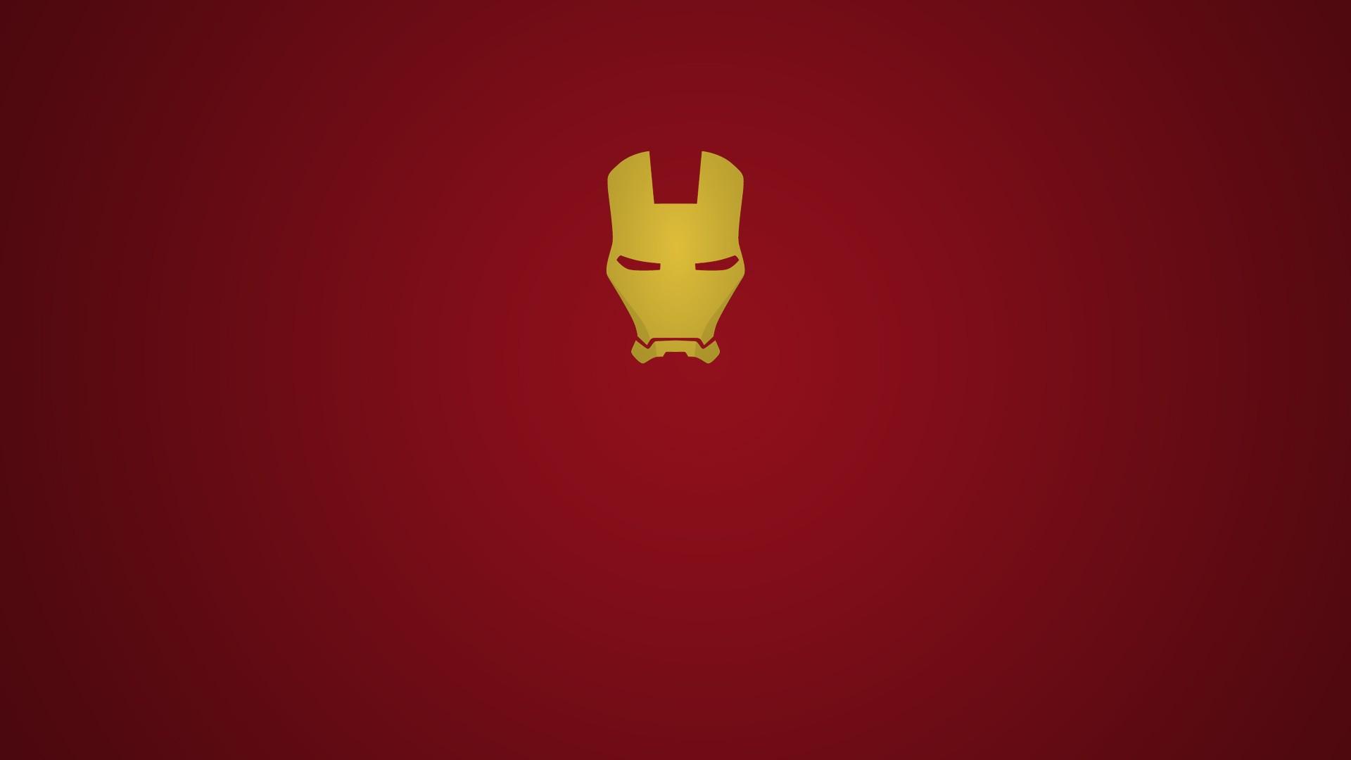 1920x1080 Iron Man Simple 2 Laptop Full Hd 1080p Hd 4k Wallpapers