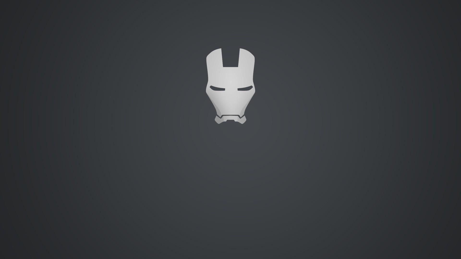 Beautiful Wallpaper High Resolution Iron Man - iron-man-simple-3-wallpaper  You Should Have_233646.jpg