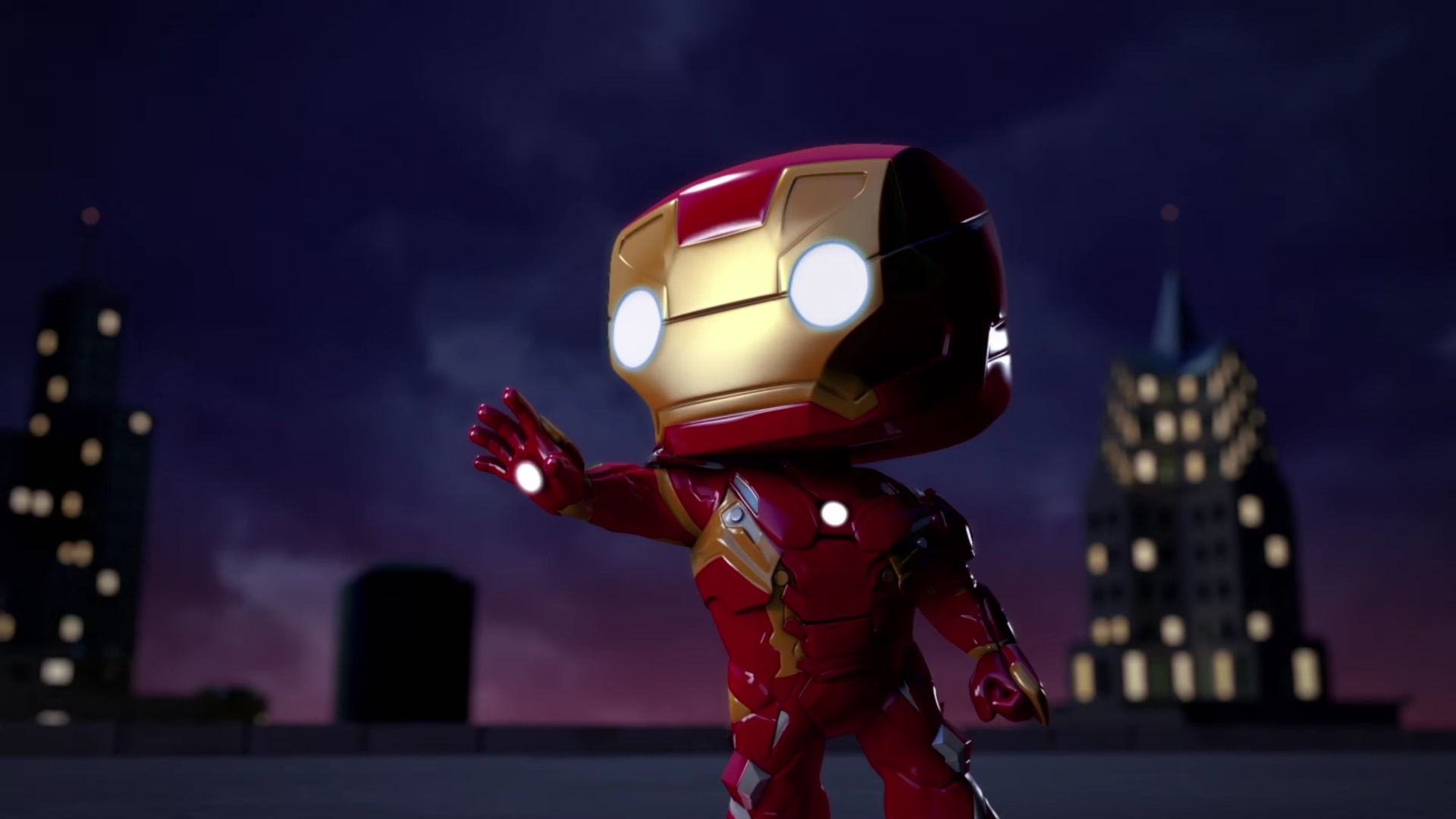 Iron man spellbound animated movie hd superheroes 4k - Iron man wallpaper anime ...