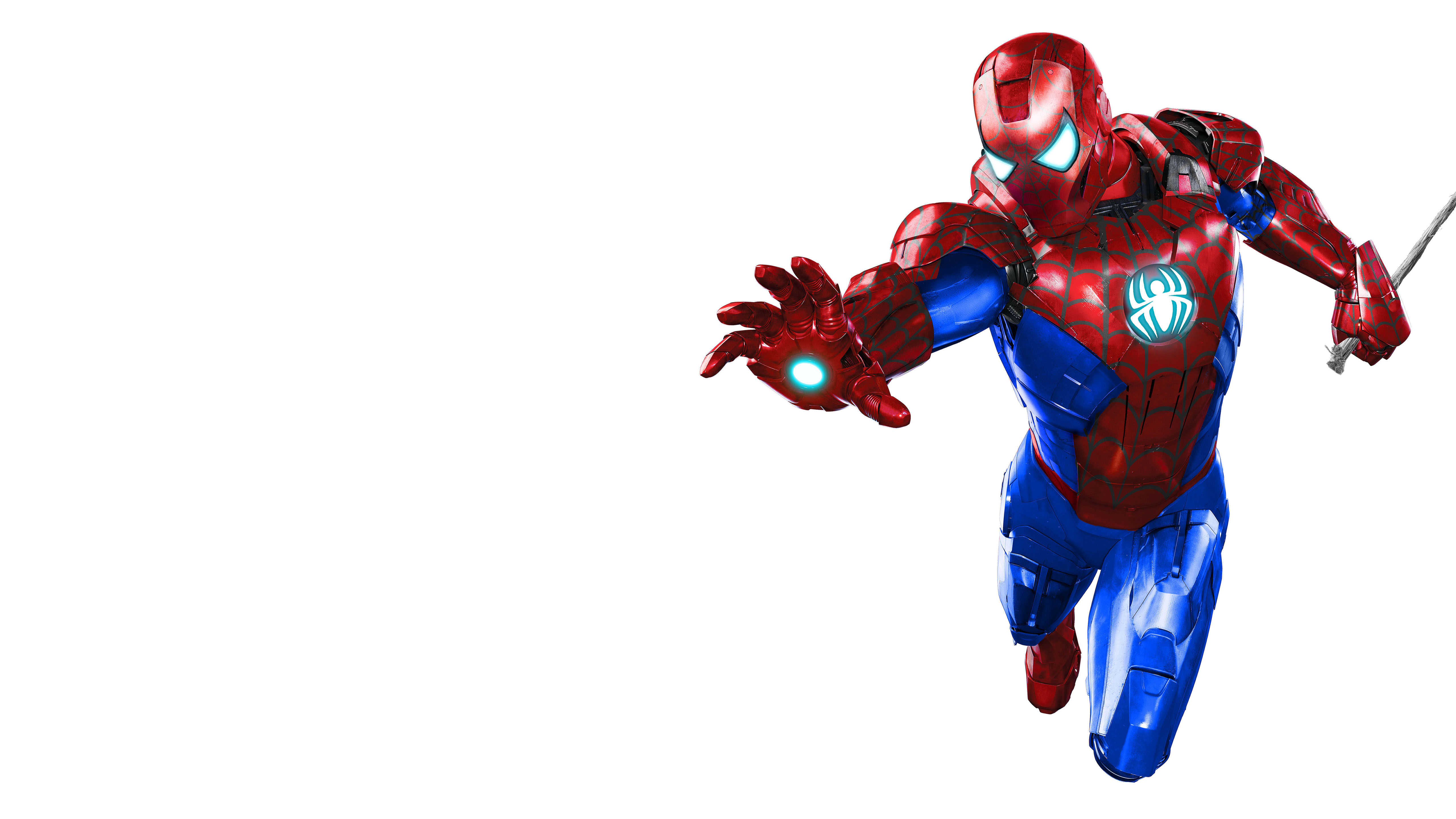 Iron spider man suit hd superheroes 4k wallpapers - Spiderman and ironman wallpaper ...