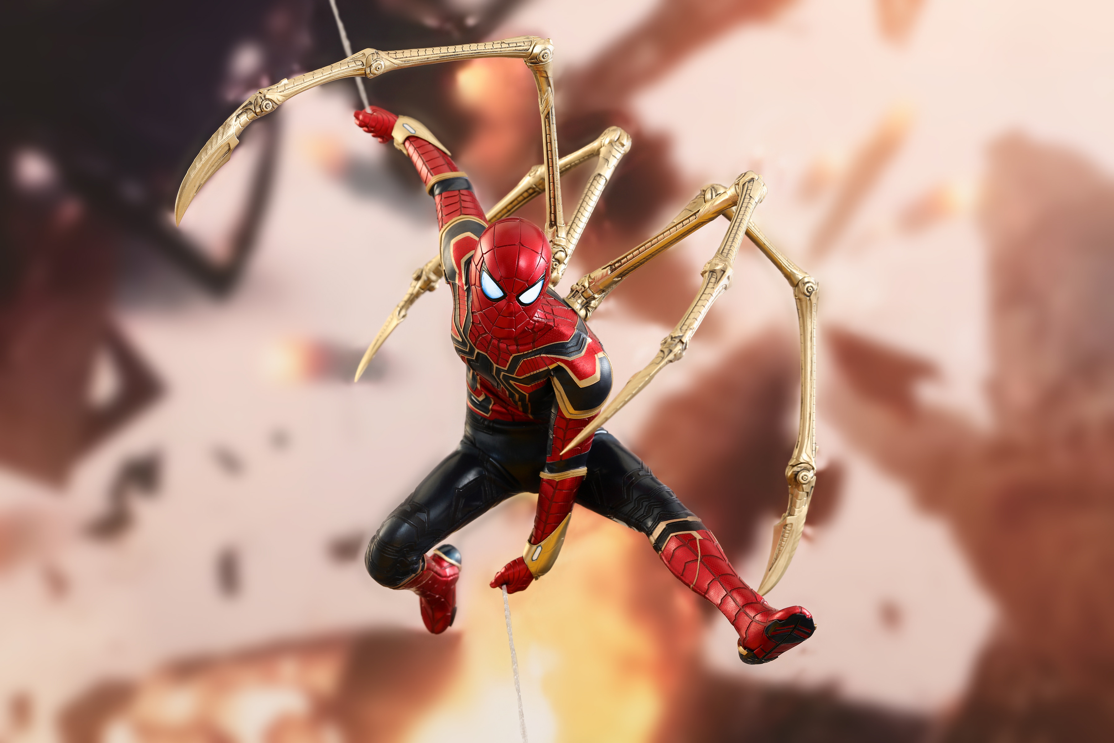 1680x1050 Iron Spiderman Suit 4k 1680x1050 Resolution Hd 4k