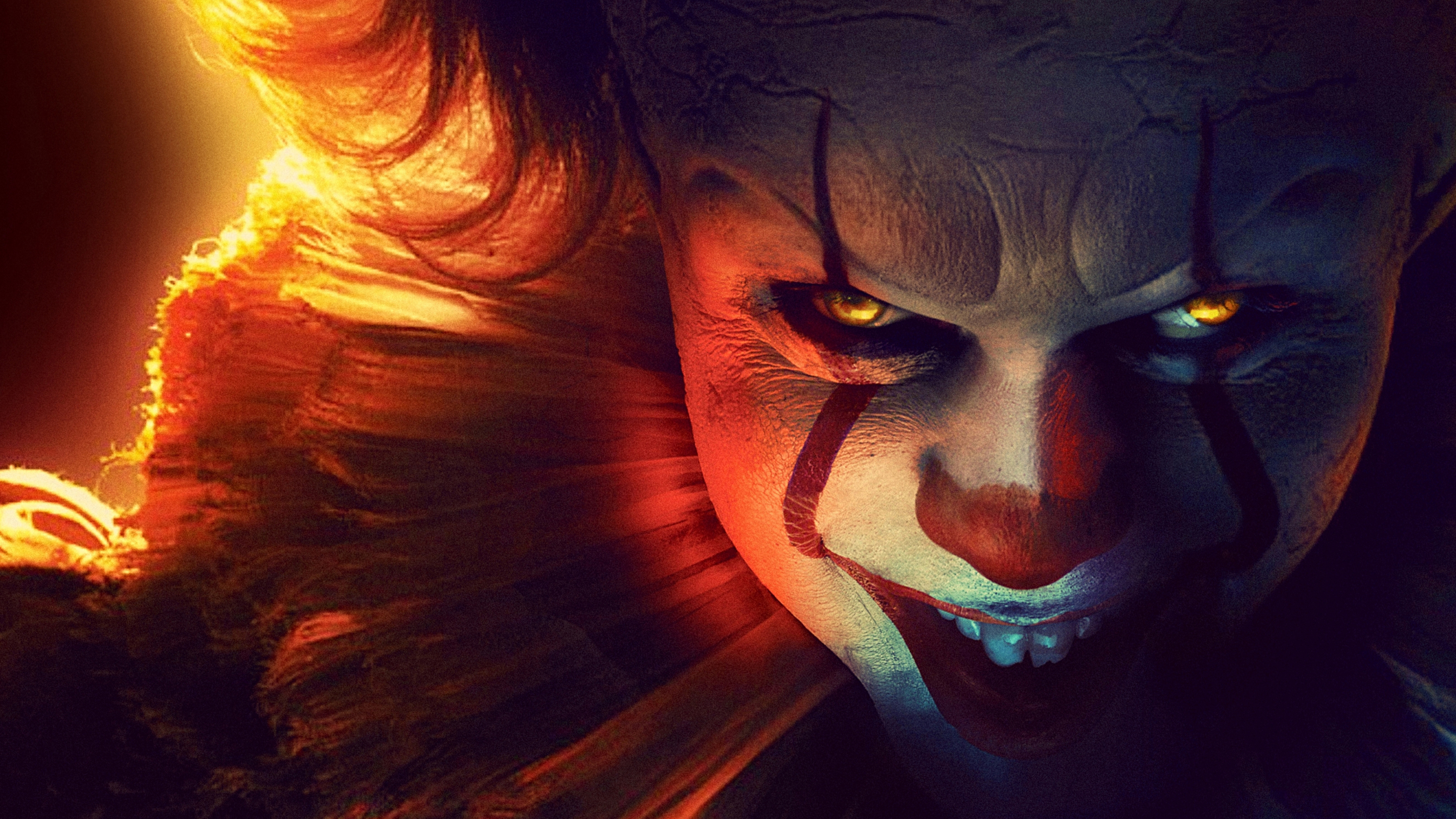 It Chapter Two 2019 4k Pennywise Hd Movies 4k Wallpapers
