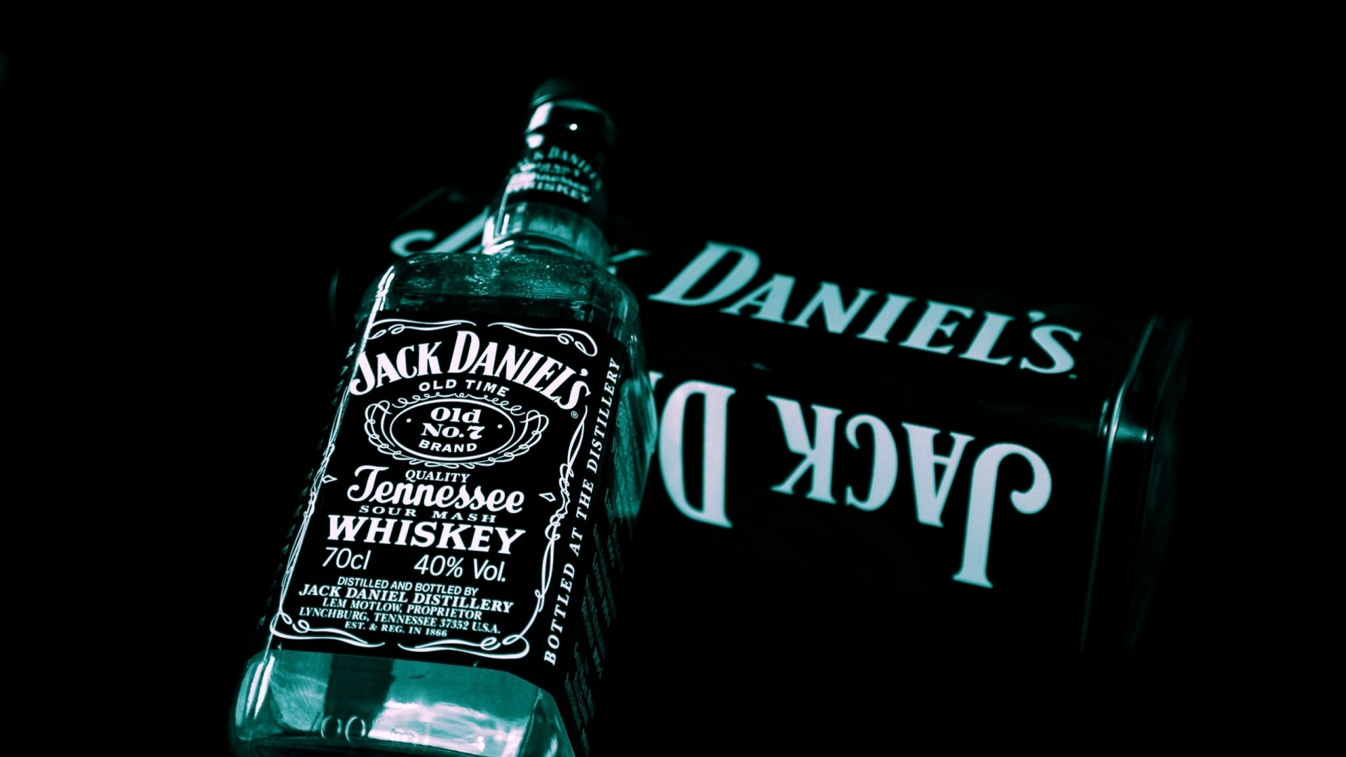 Jack Daniels Whiskey Bottle 2 IPhone 55c5SSE Ipod Touch