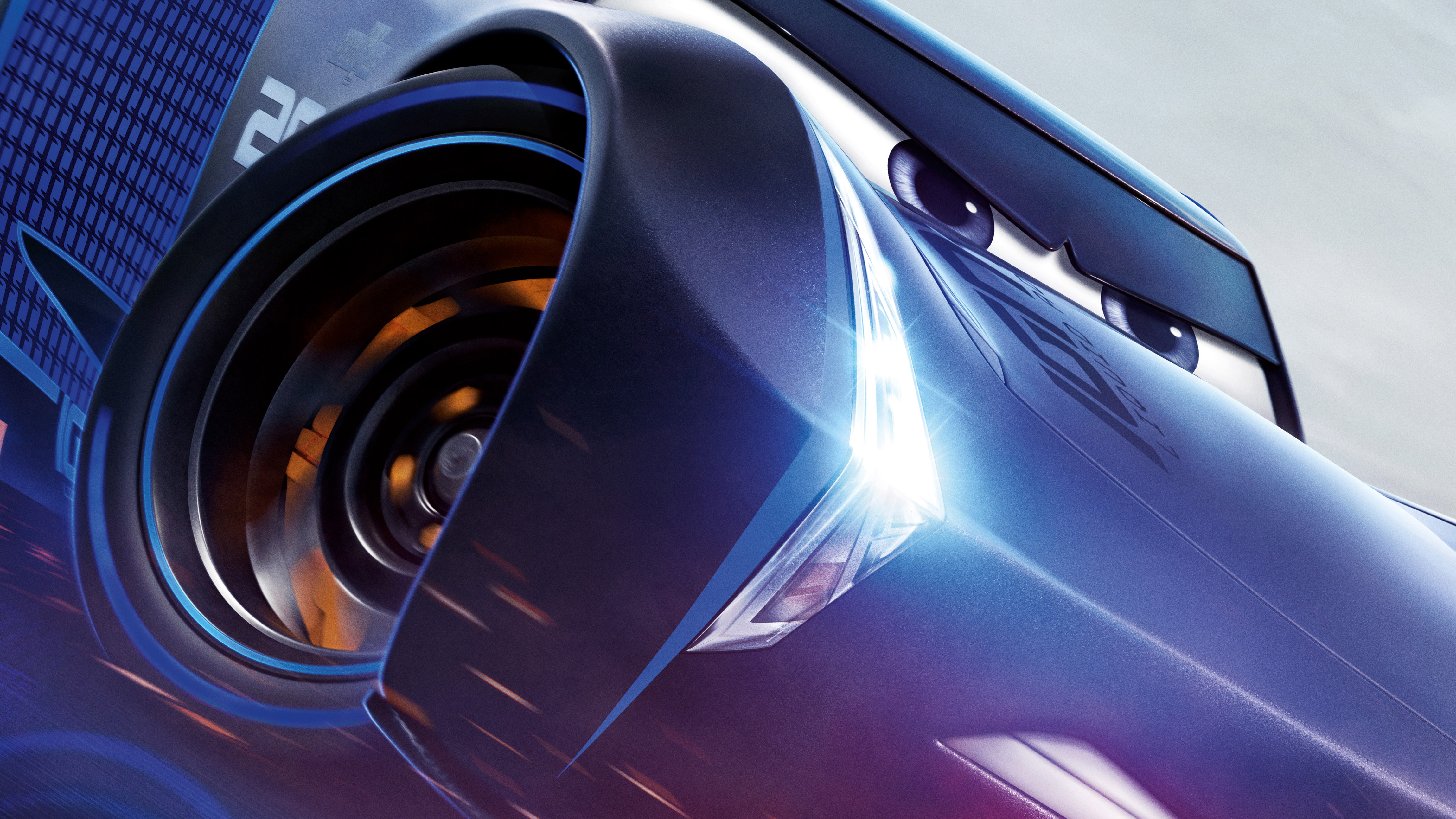 Jackson storm cars 3 4k hd movies 4k wallpapers images - Cars 3 wallpaper ...