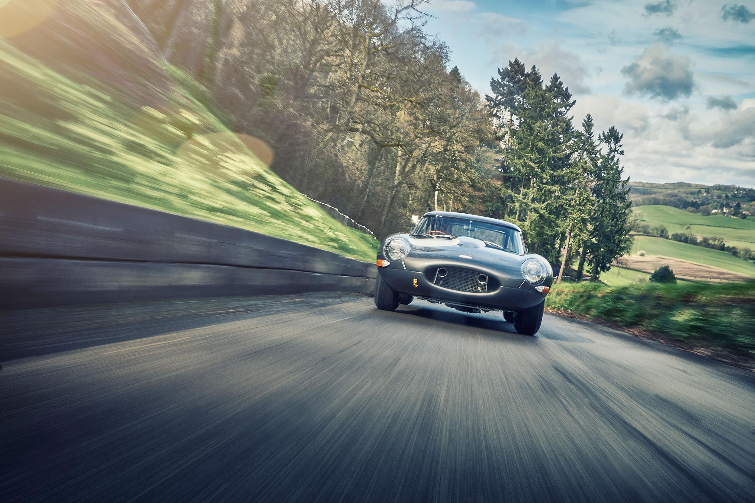 Jaguar E Type Hd Cars 4k Wallpapers Images Backgrounds Photos