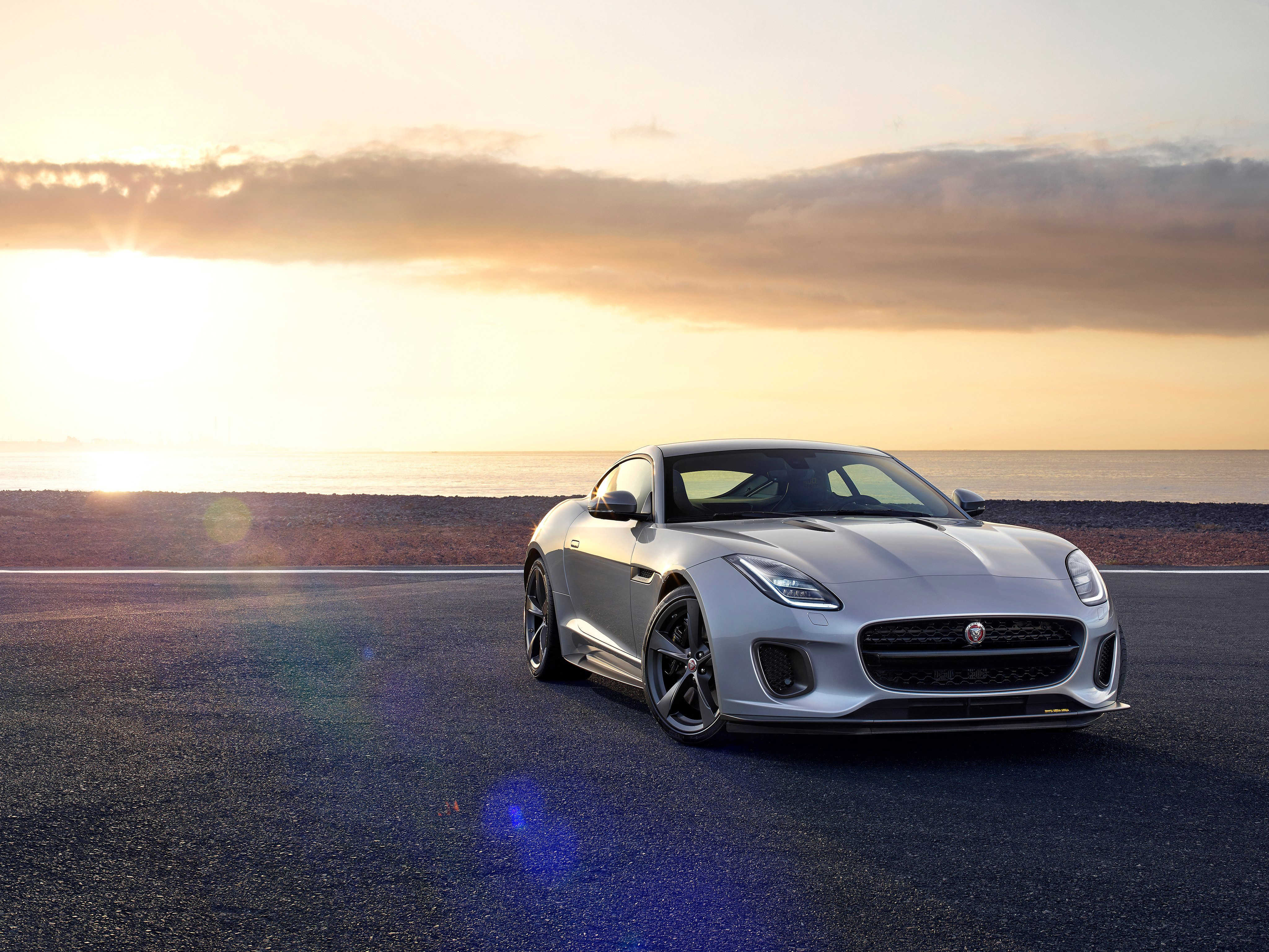 jaguar f type 2018, hd cars, 4k wallpapers, images, backgrounds