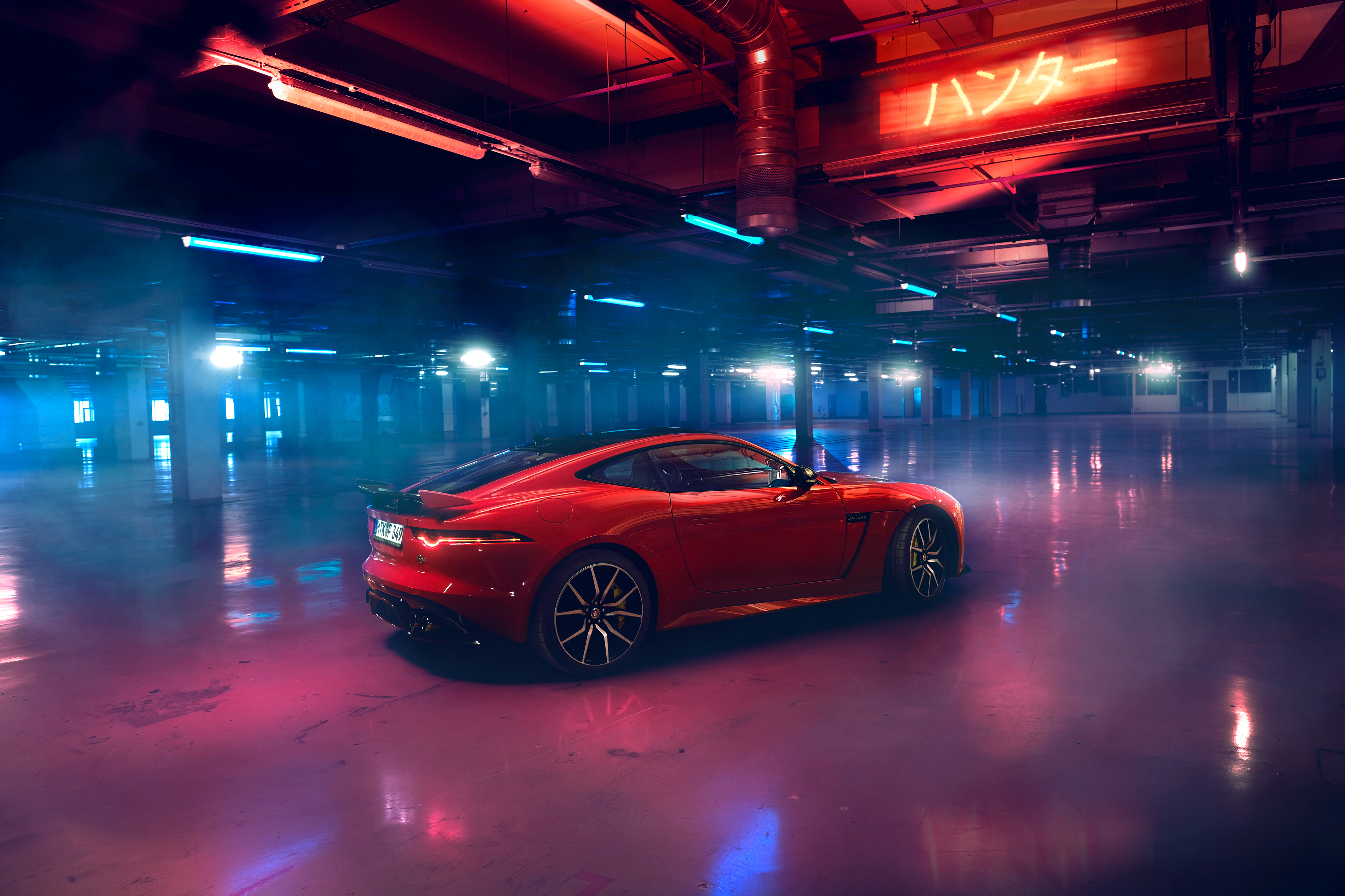 Jaguar F Type 2018 Rear, HD Cars, 4k Wallpapers, Images ...
