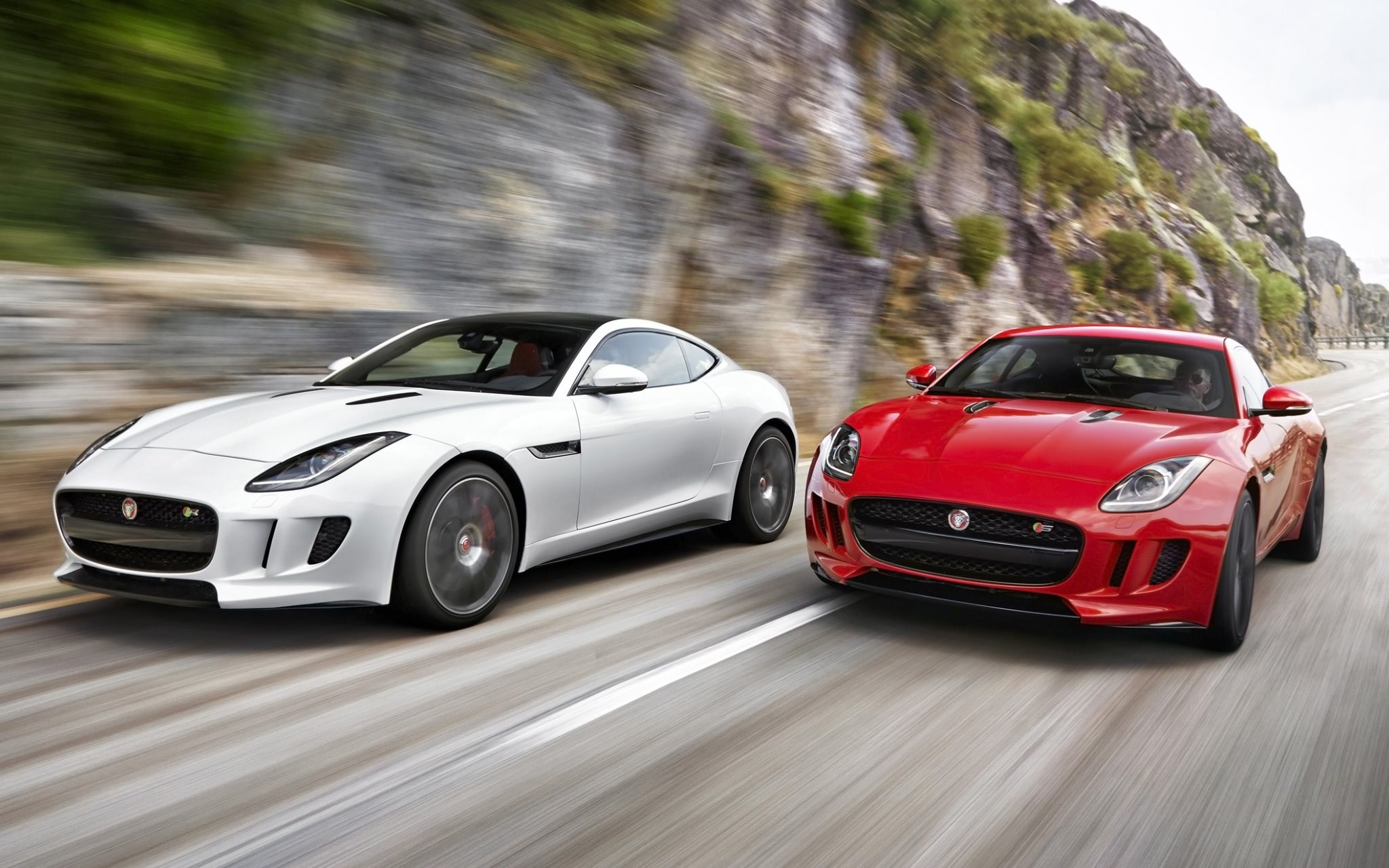 jaguar f type r coupe 2016, hd cars, 4k wallpapers, images