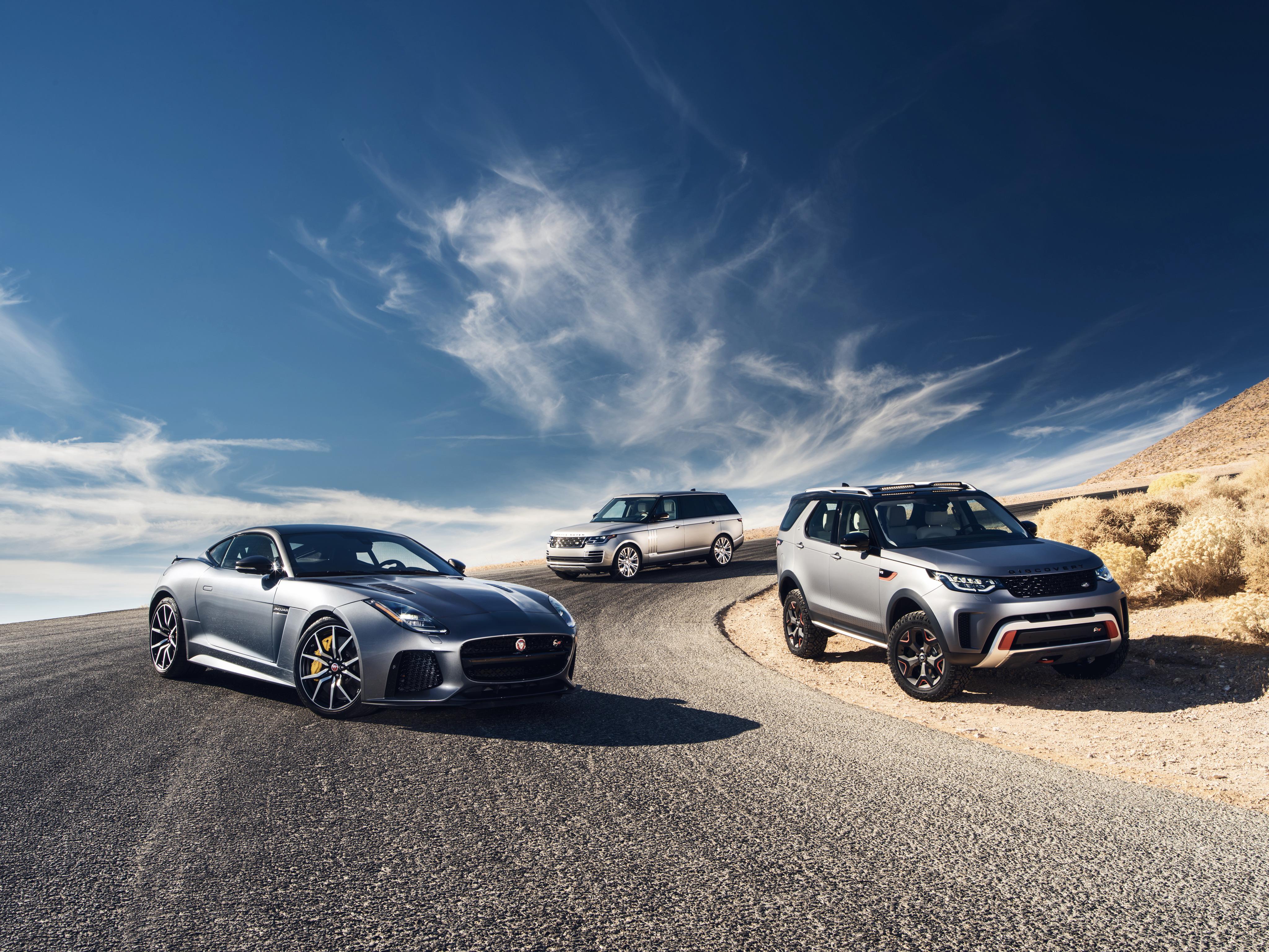 Jaguar Land Rover Range Rover 4k, HD Cars, 4k Wallpapers