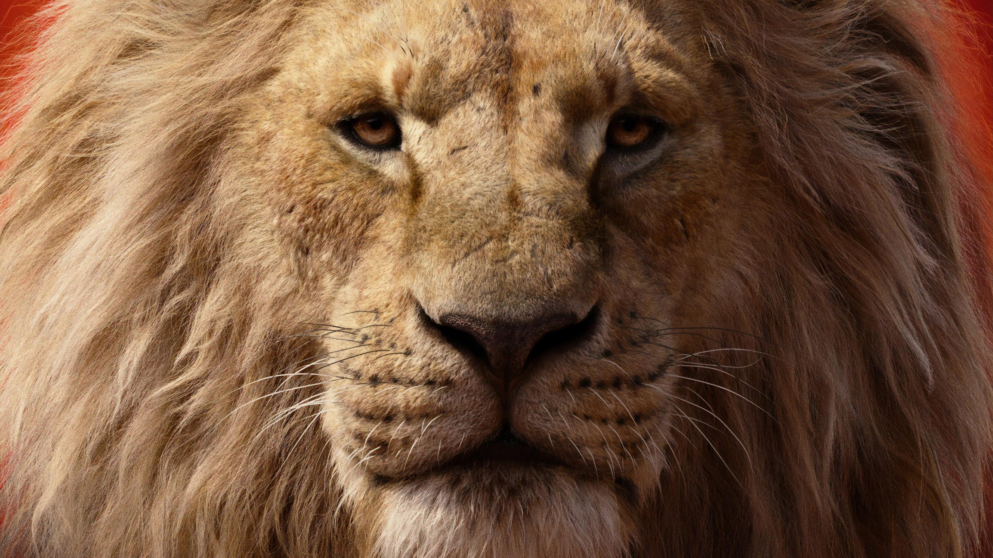 James Earl Jones As Mufasa The Lion King 2019 4k Hd Movies