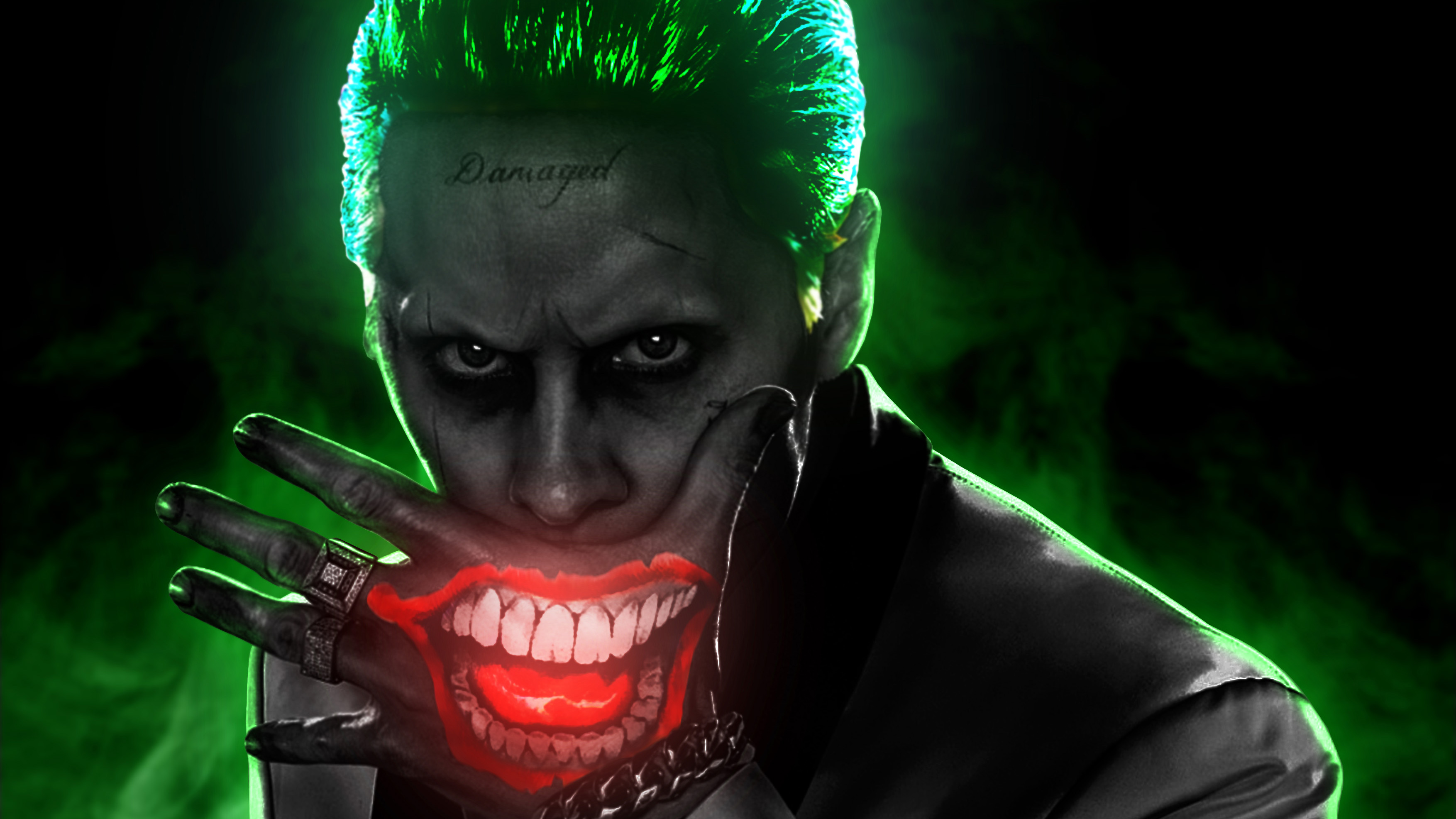 Jared Leto Joker 4k, HD Superheroes, 4k Wallpapers, Images ...