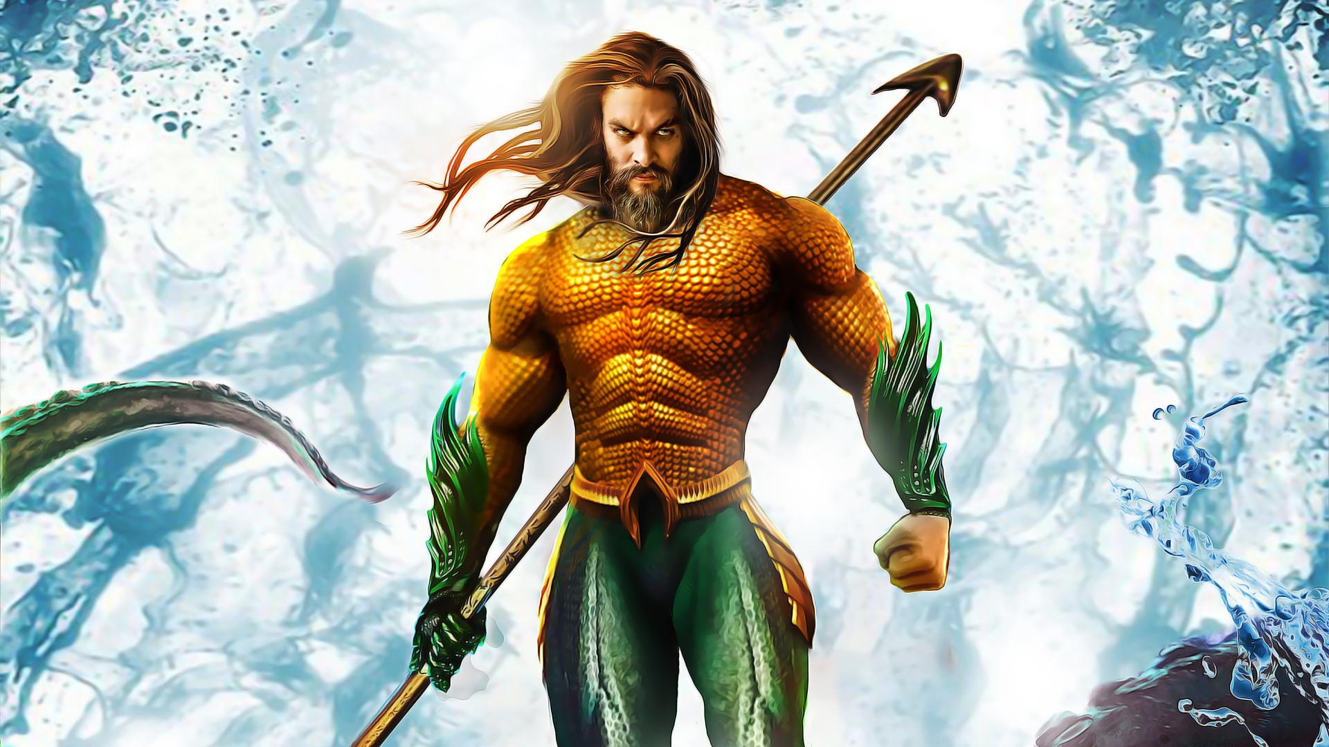 Aquaman 2018 Movie 4k Wallpapers: Jason Momoa Aquaman, HD Movies, 4k Wallpapers, Images