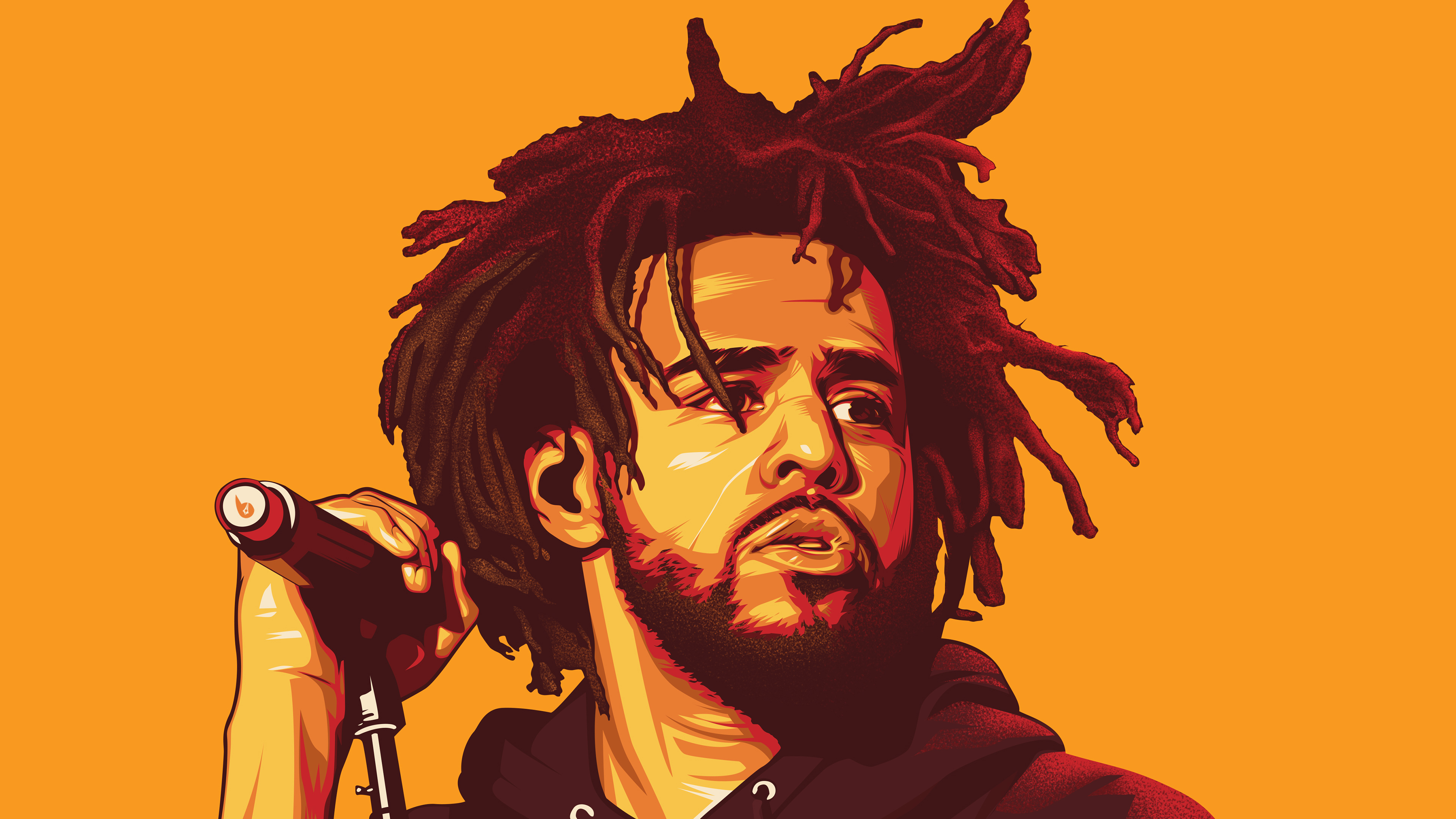 Jcole Hd Music 4k Wallpapers Images Backgrounds