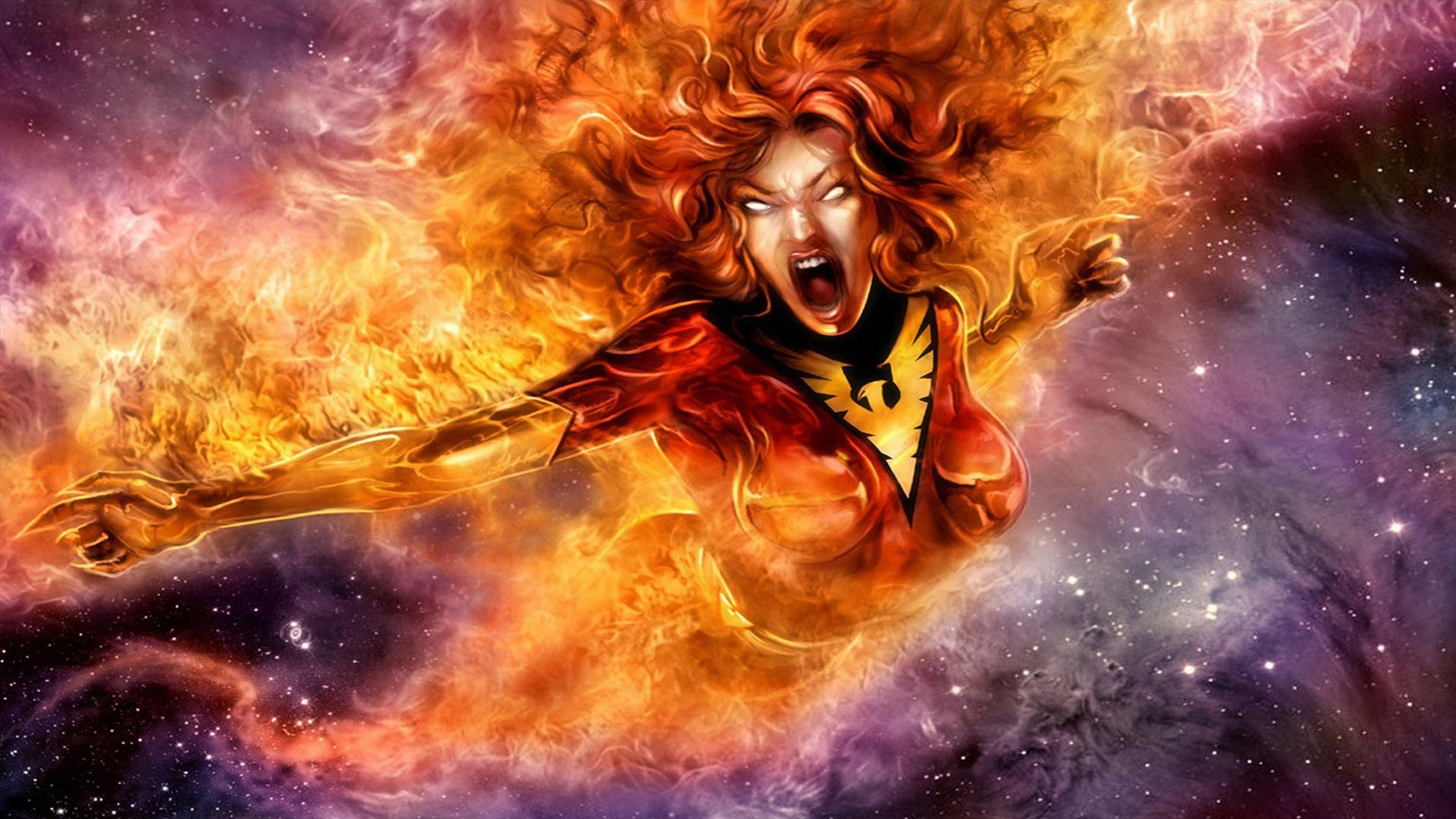 Jean grey phoenix comic character hd superheroes 4k - Wallpaper jean grey ...