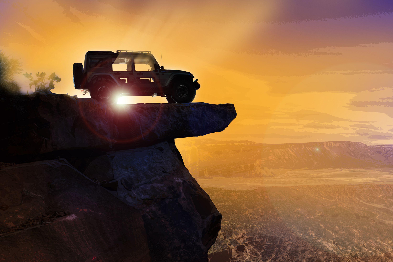 Jeep Easter Safari 2017, HD Cars, 4k Wallpapers, Images