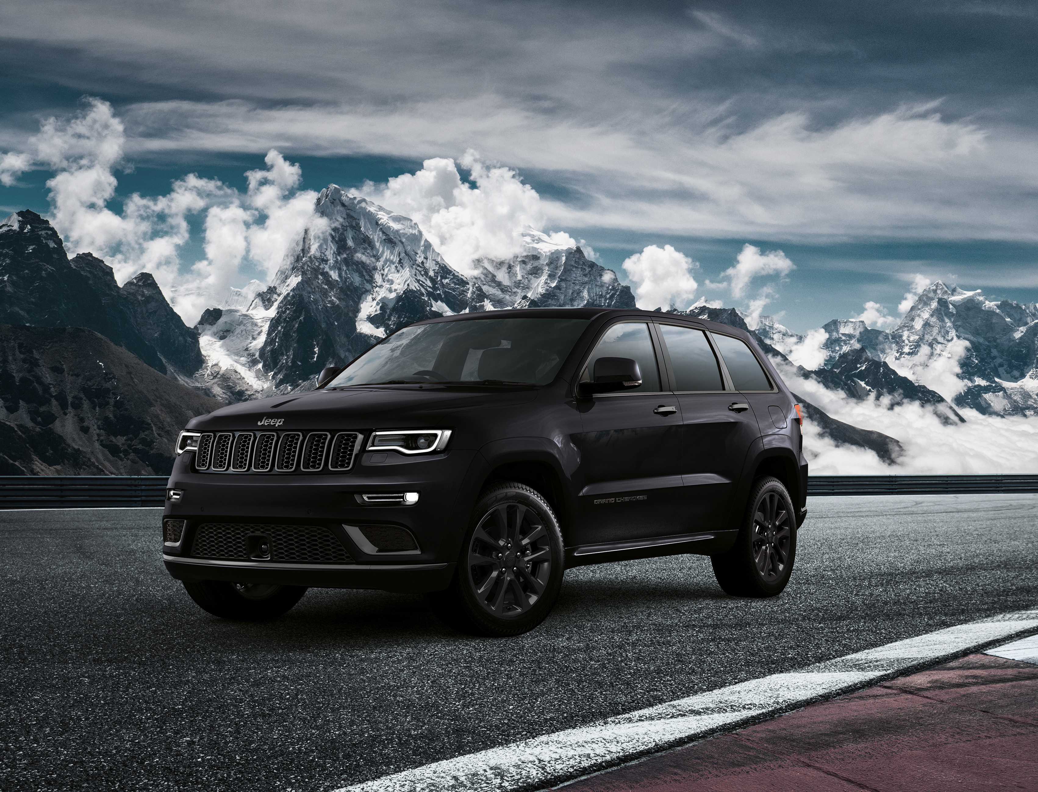 Jeep Grand Cherokee S 2018 Hd Cars 4k Wallpapers Images