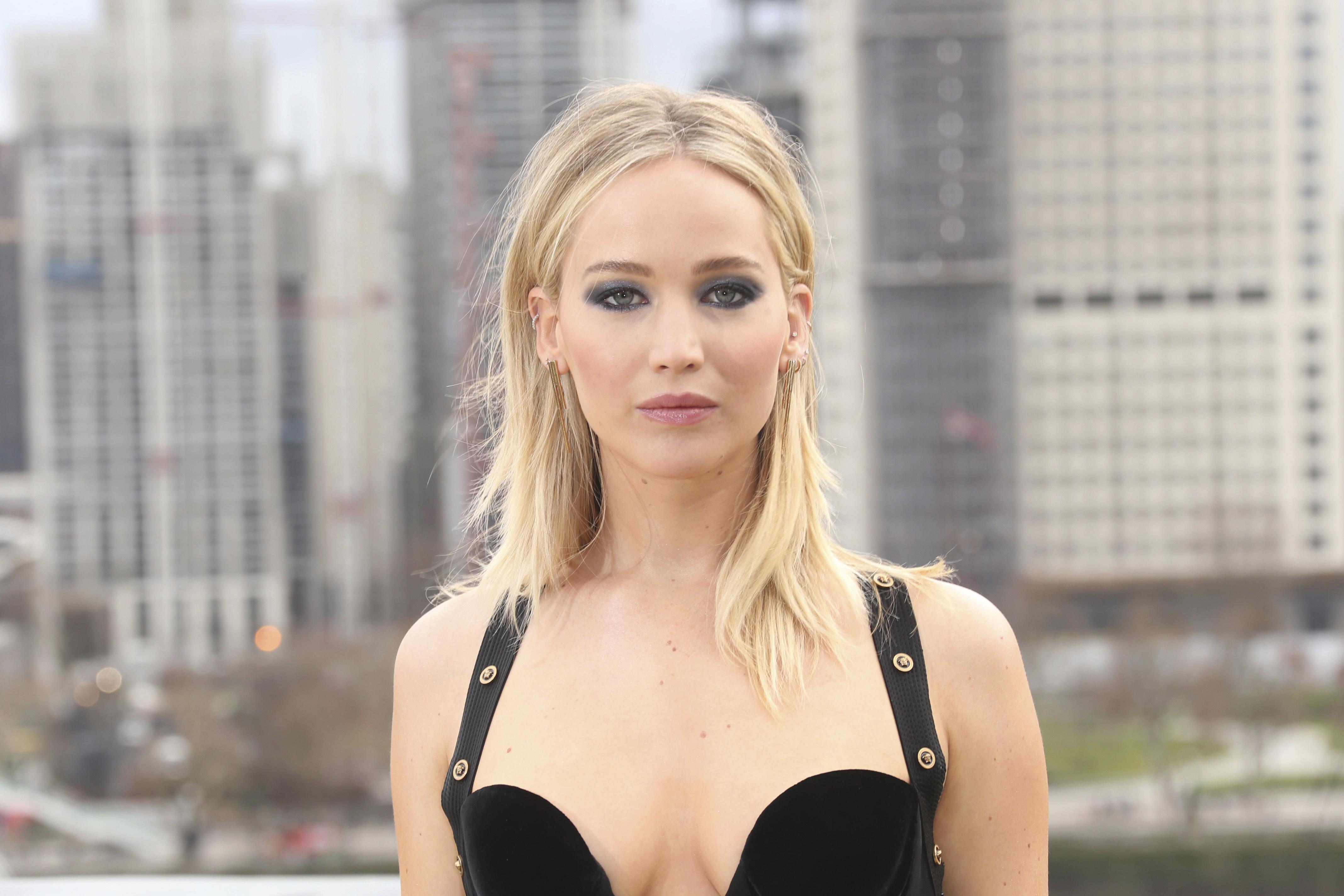 Jennifer Lawrence 2018...