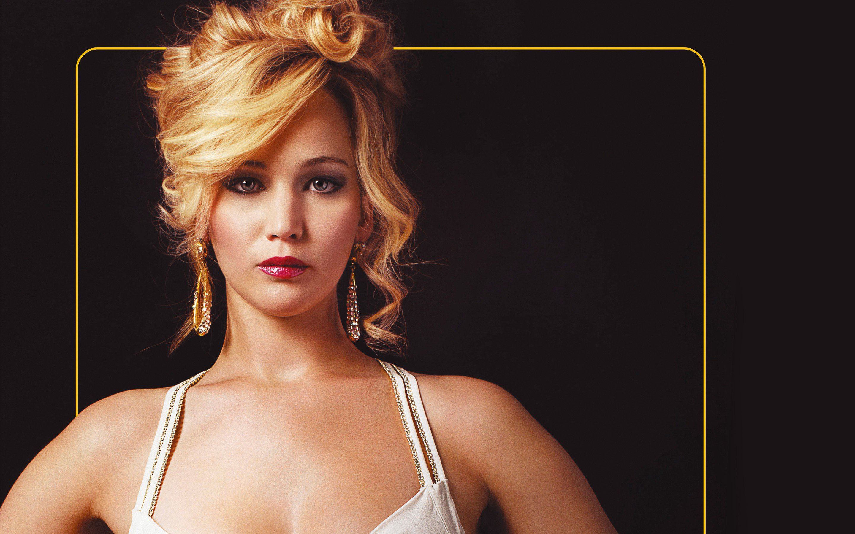 Jennifer lawrence in american hustle hd movies 4k wallpapers jennifer lawrence in american hustle voltagebd Images
