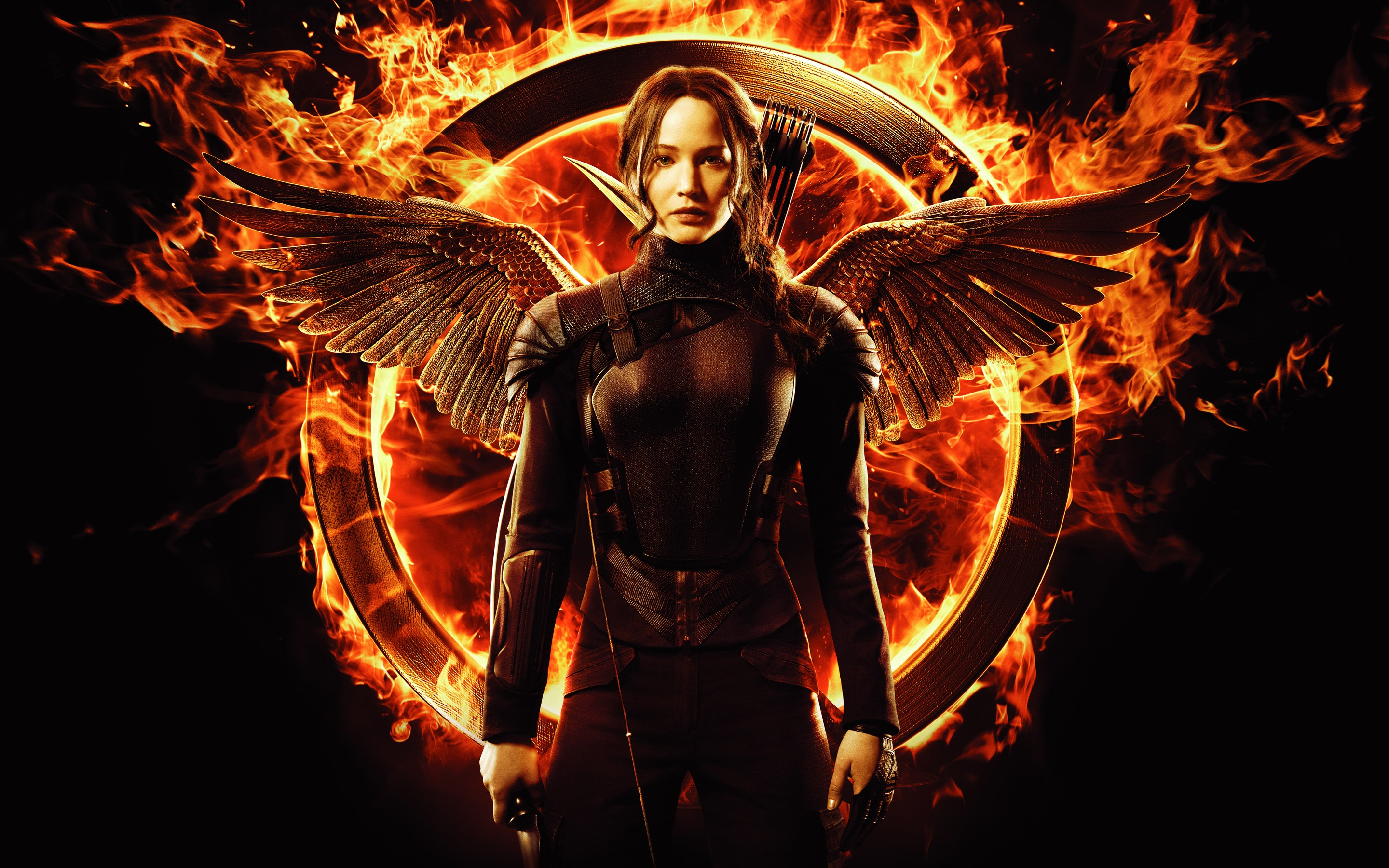800x1280 Jennifer Lawrence In Hunger Games HD 4k