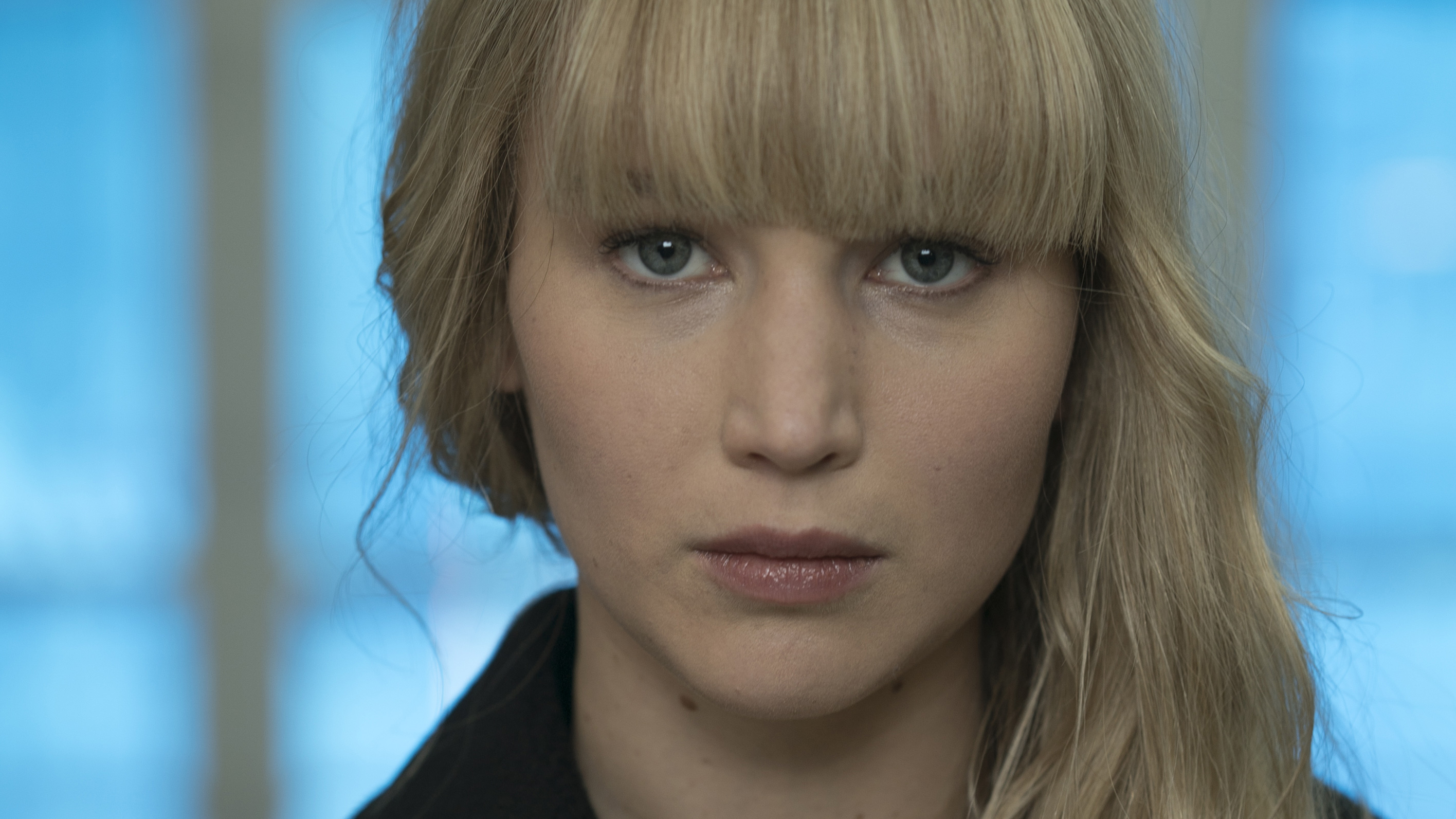 1366x768 Jennifer Lawrence In Red Sparrow Movie 1366x768 ...