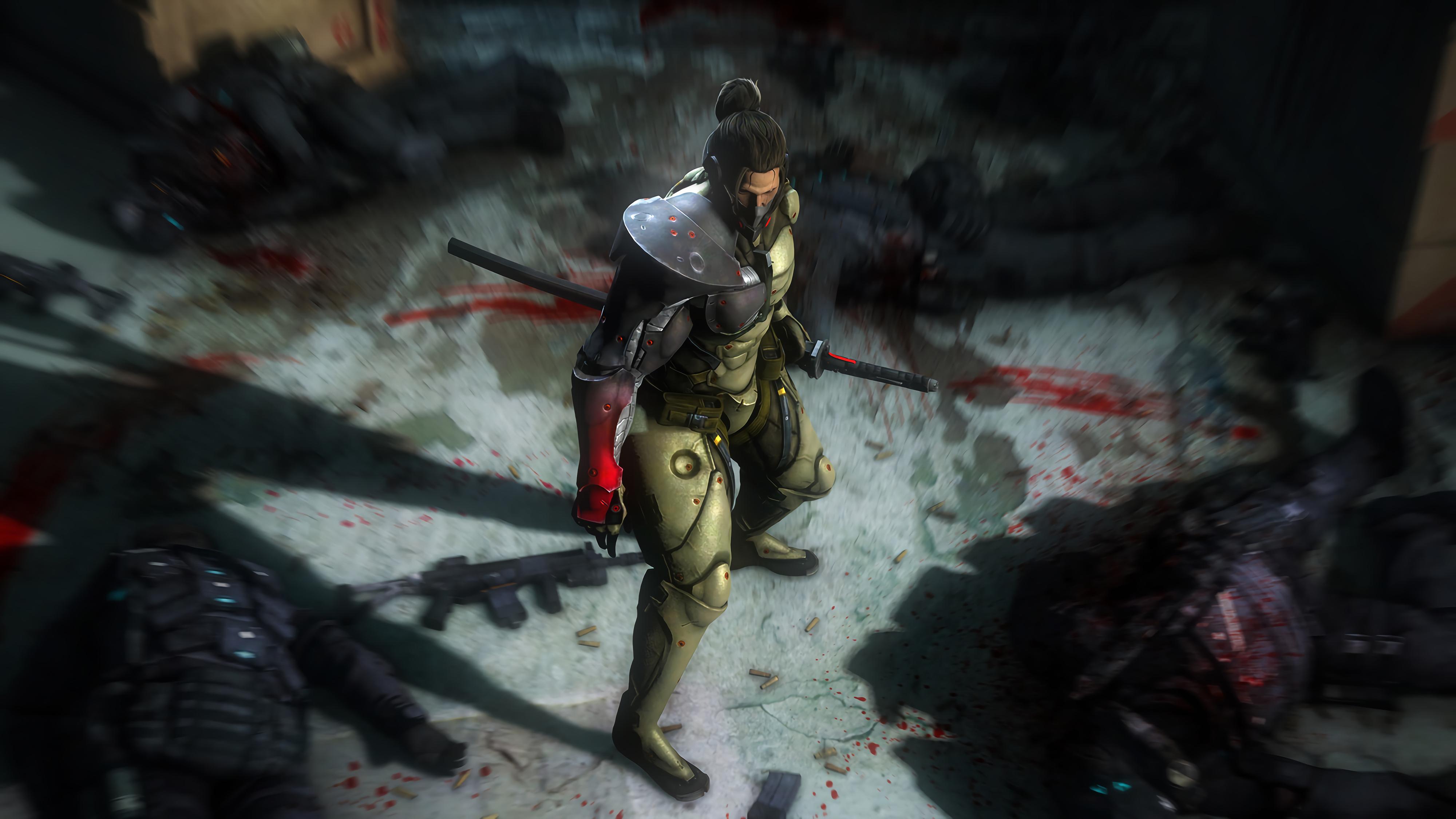 Jetstream Sam From Metal Gear Rising Hd Artist 4k Wallpapers